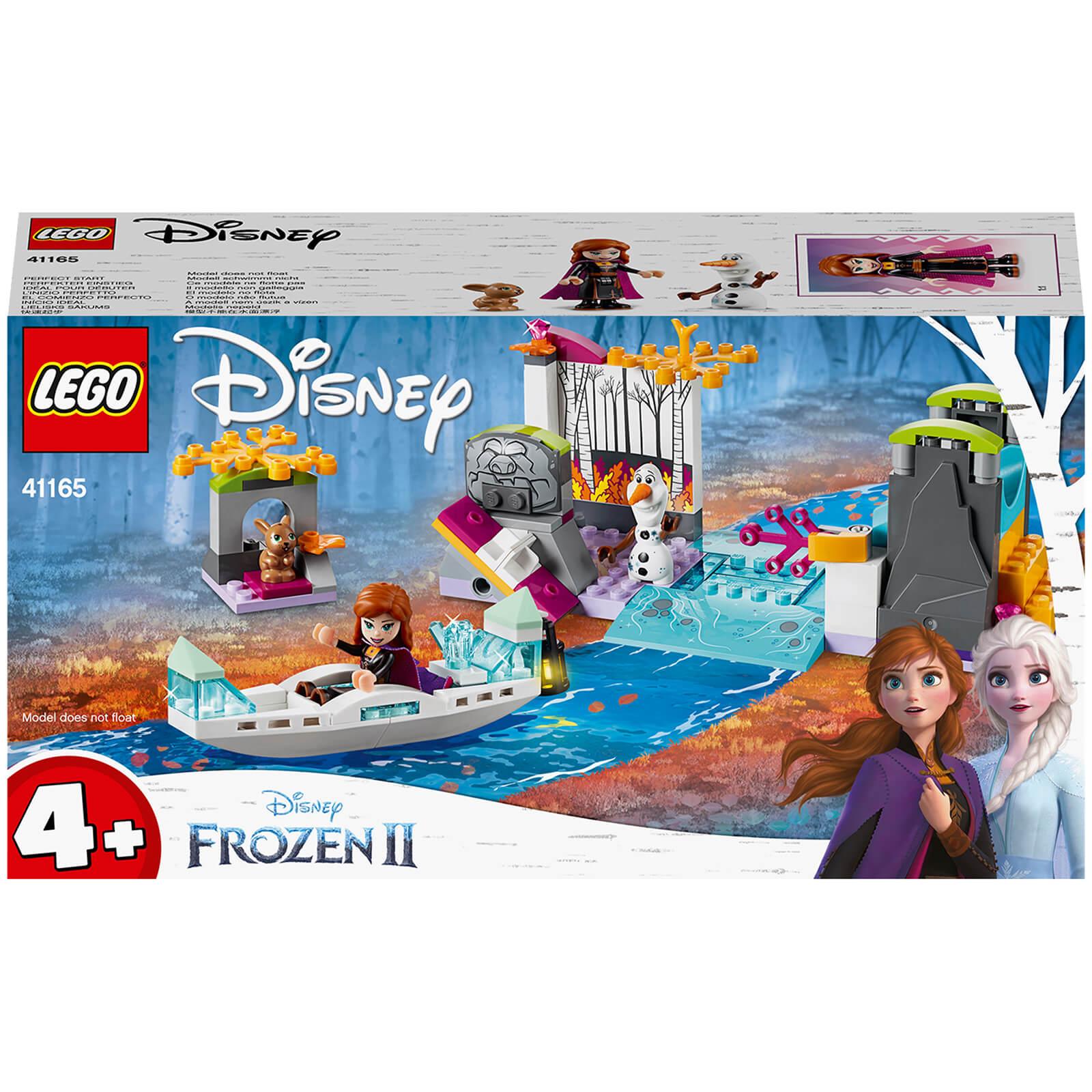 Image of 41165 LEGO® DISNEY Annas canoe ride
