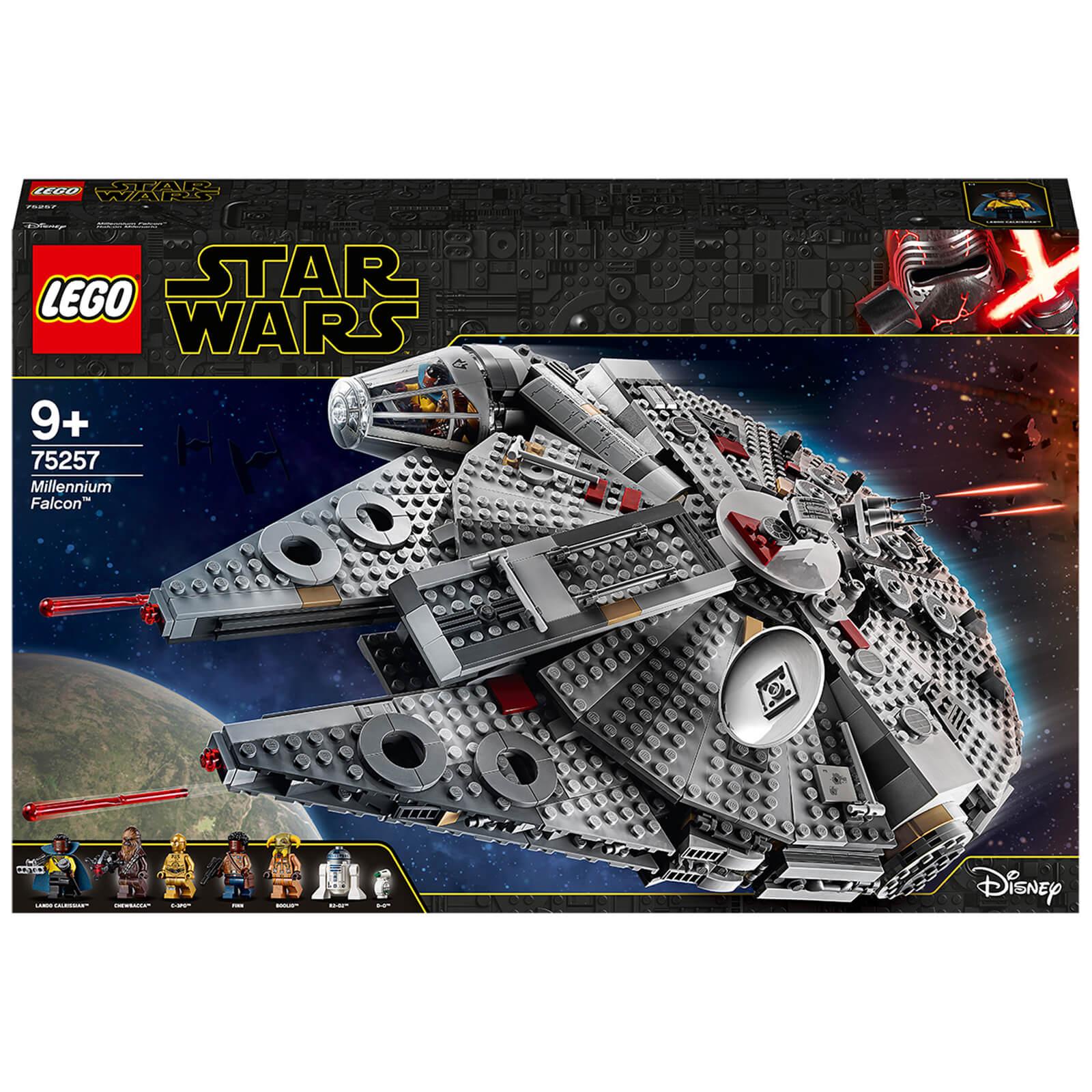 Image of LEGO Star Wars: Millennium Falcon Building Set (75257)