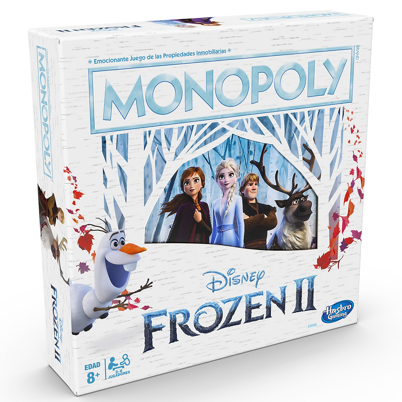 Image of Hasbro Monopoly - Frozen Edition