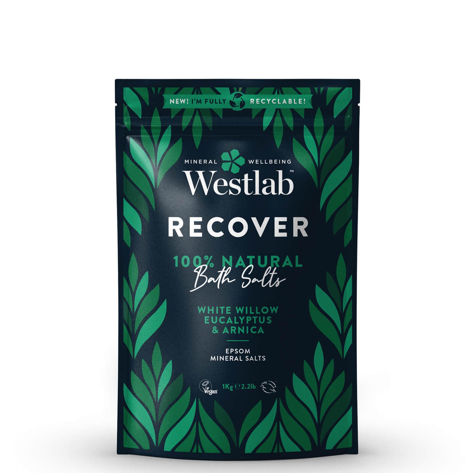 Купить Westlab Recover Bathing Salts 1000g