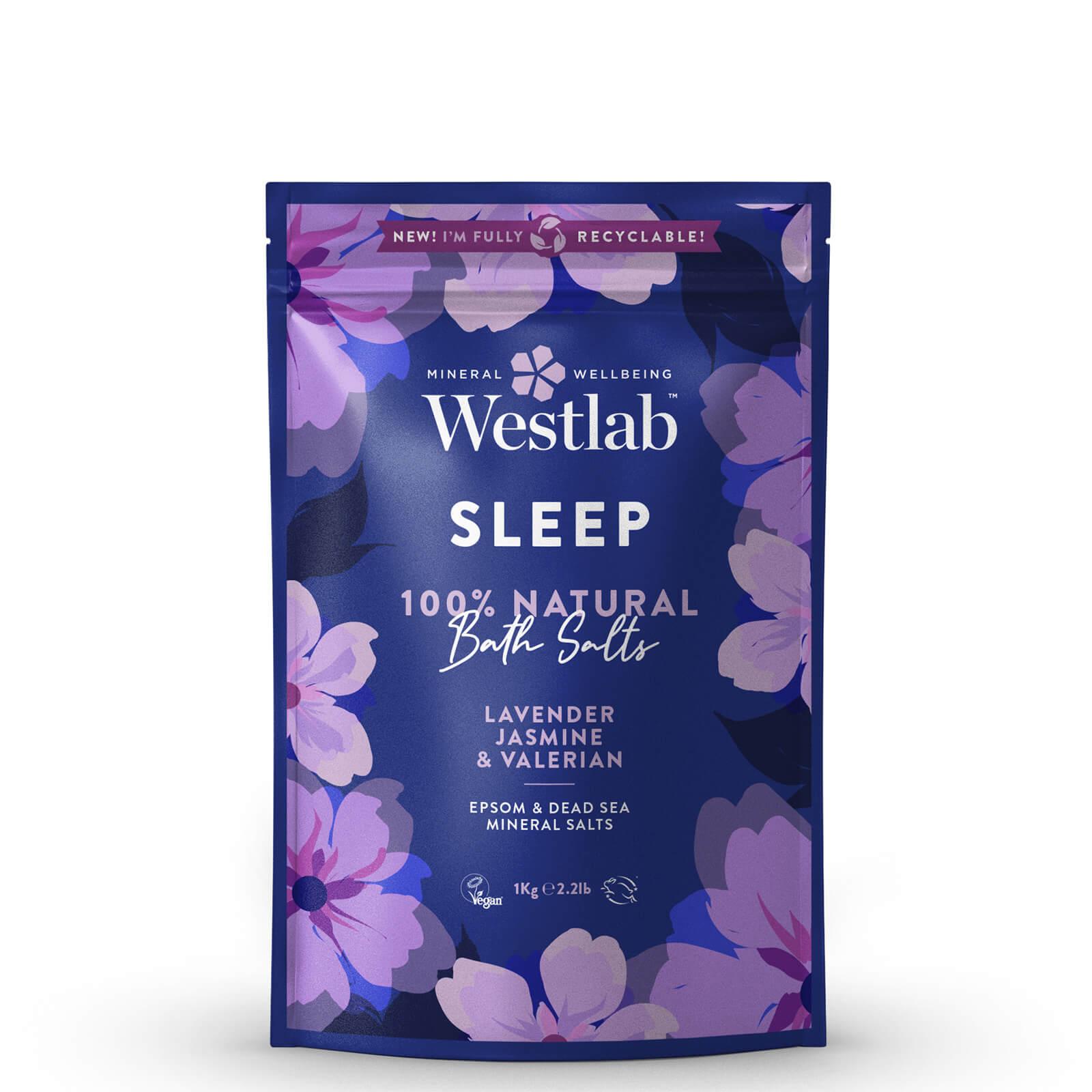 Купить Westlab Sleep Bathing Salts 1000g