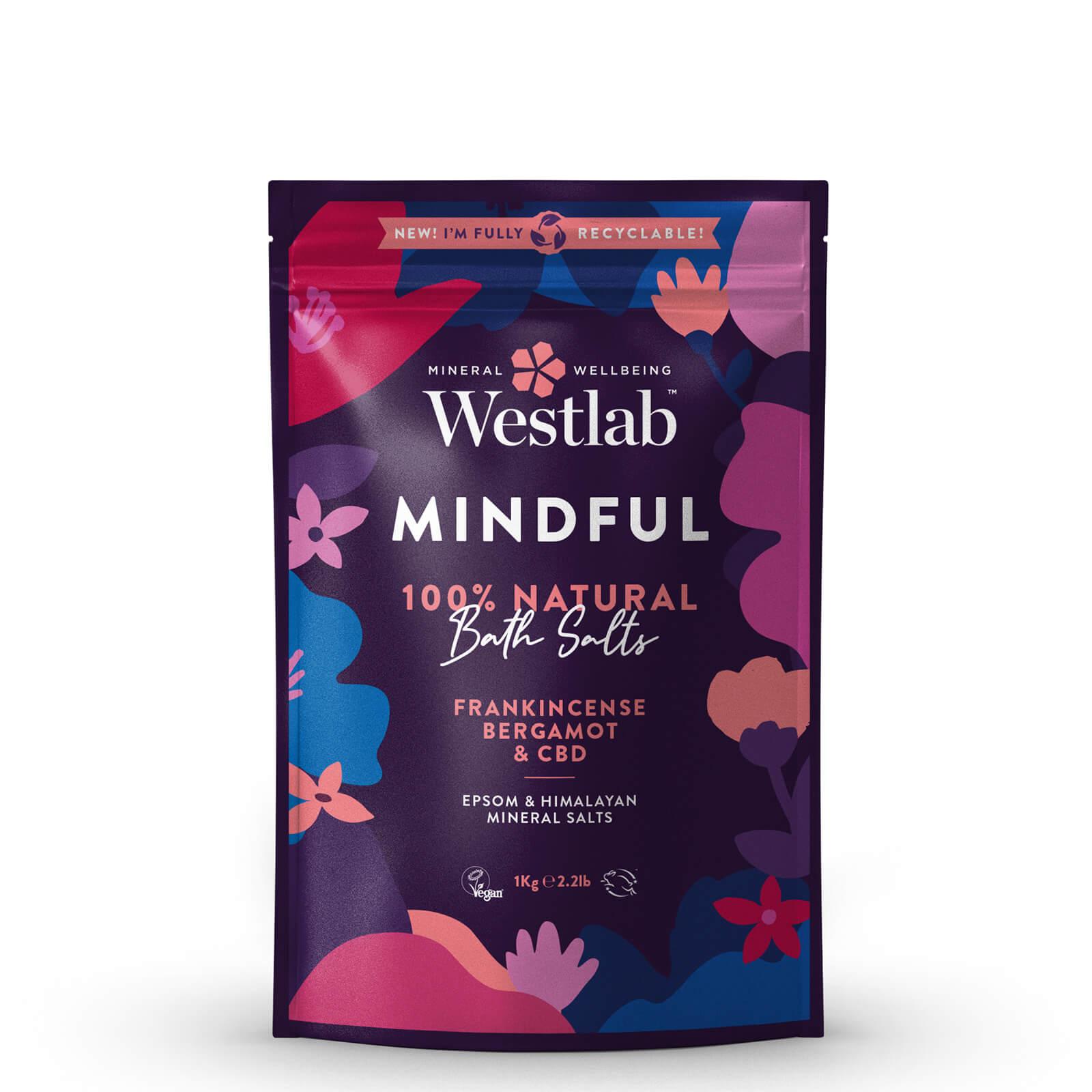 Купить Westlab Mindful Bathing Salts 1000g