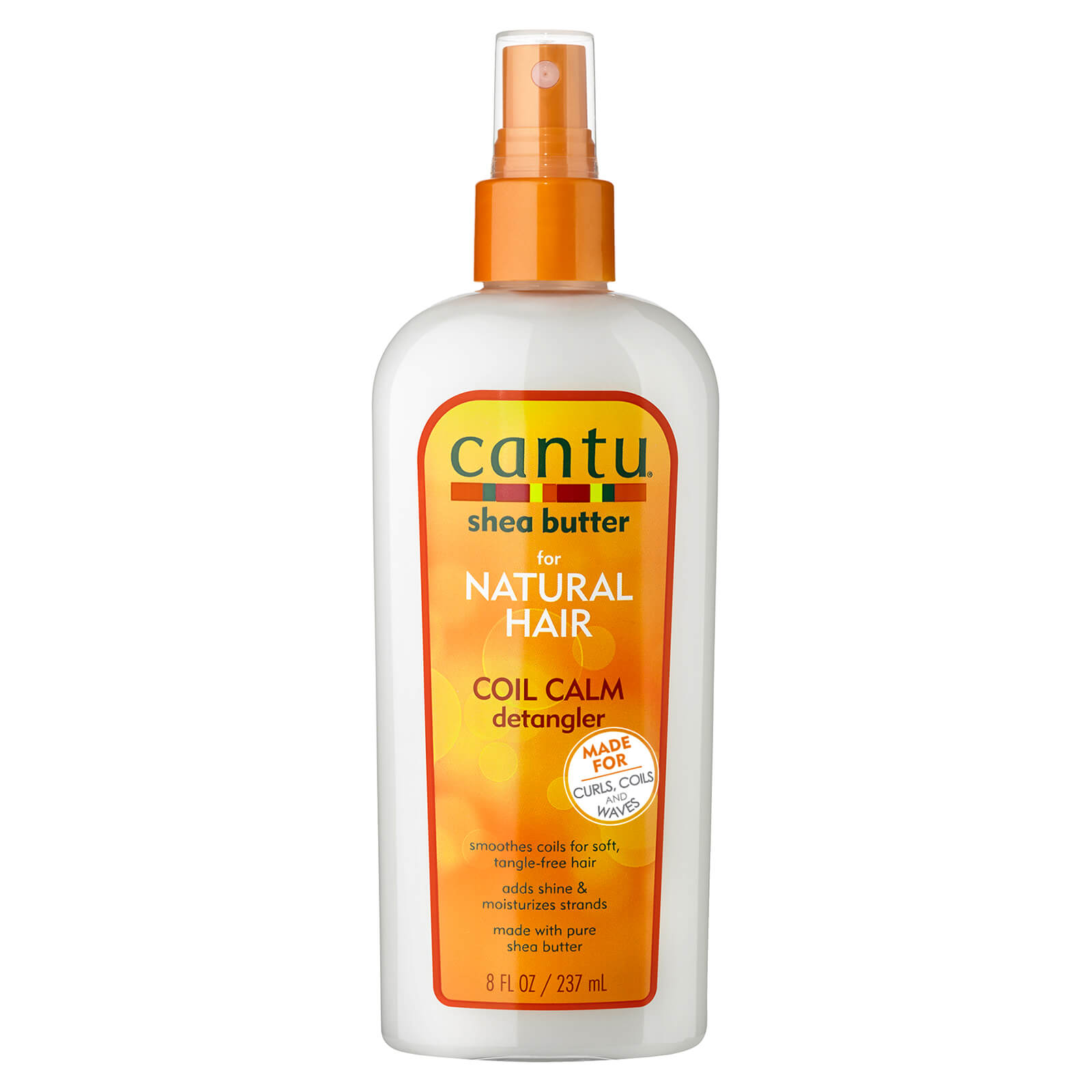Купить Cantu Shea Butter for Natural Hair Coil Calm Detangler 237ml