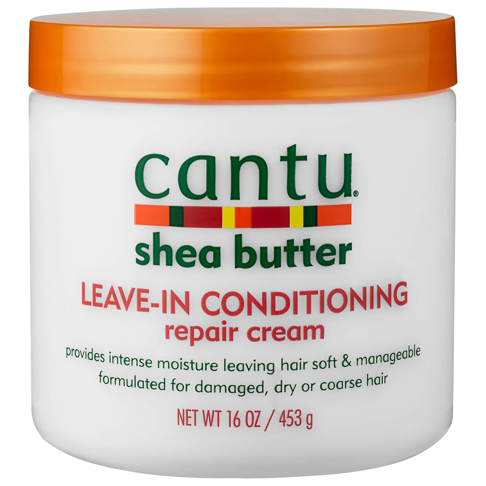 Купить Cantu Argan Oil Leave-In Conditioning Repair Cream 453g/16oz