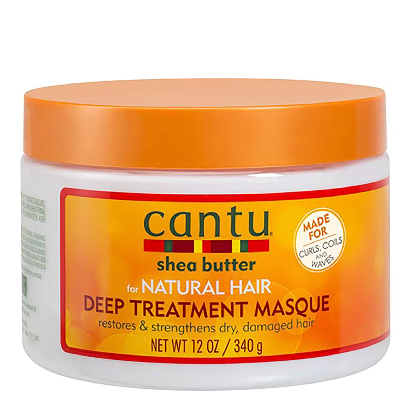 Купить Cantu Shea Butter for Natural Hair Deep Treatment Masque