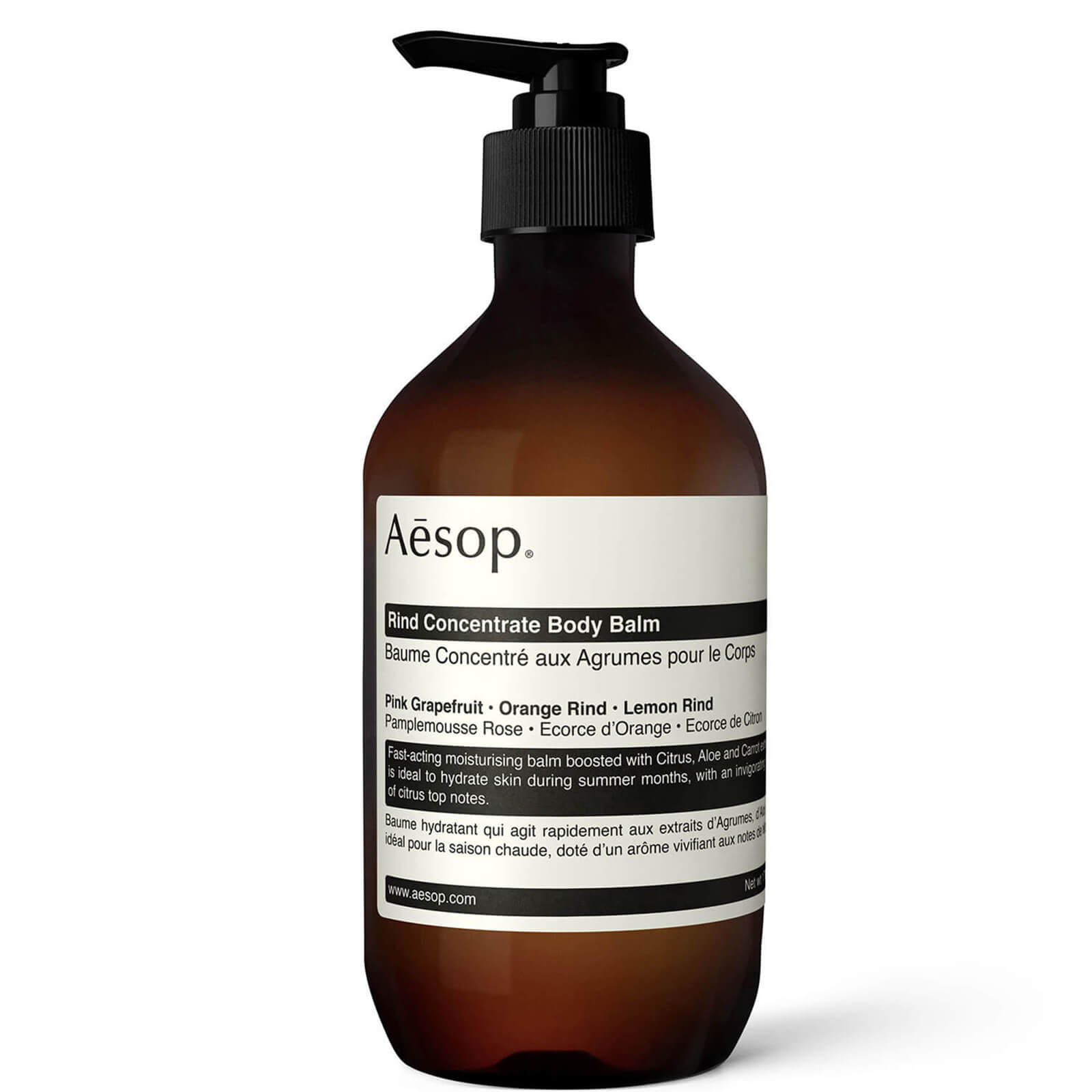 Купить Aesop Rind Concentrate Body Balm 500ml