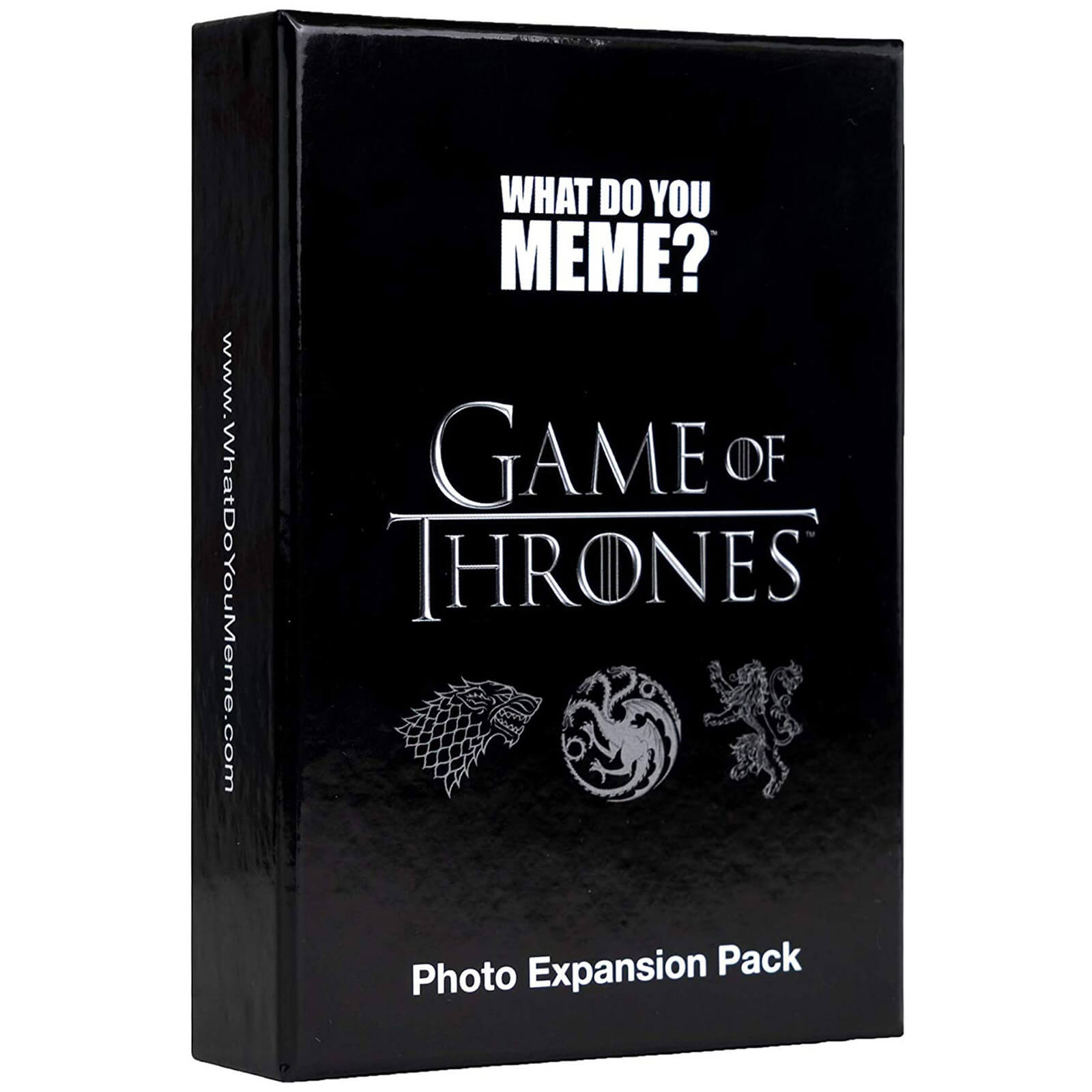 Image of What Do You Meme? Game of Thrones Photo Expansion Pack