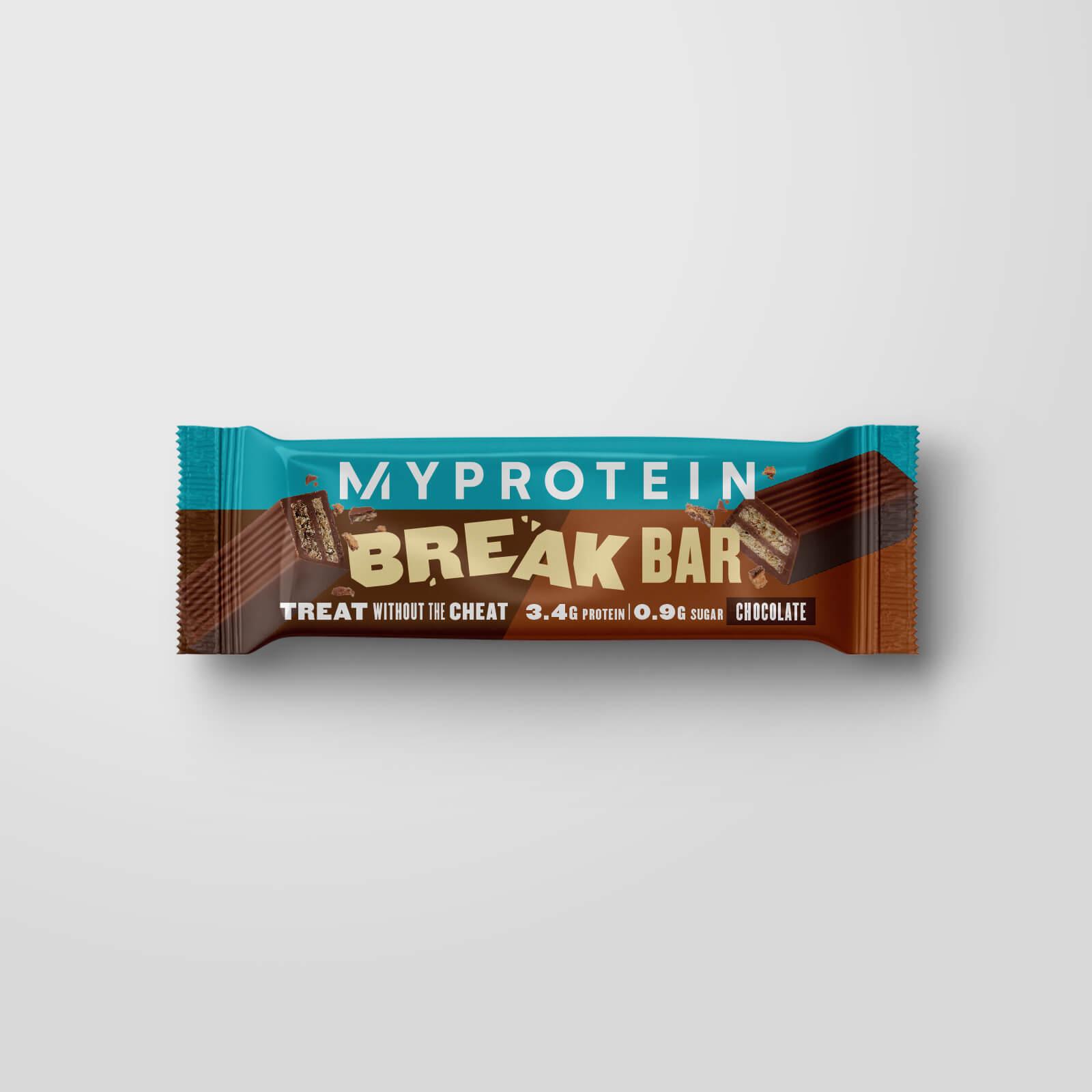 Image of Barretta Proteica Break - 21.5g - Cioccolato