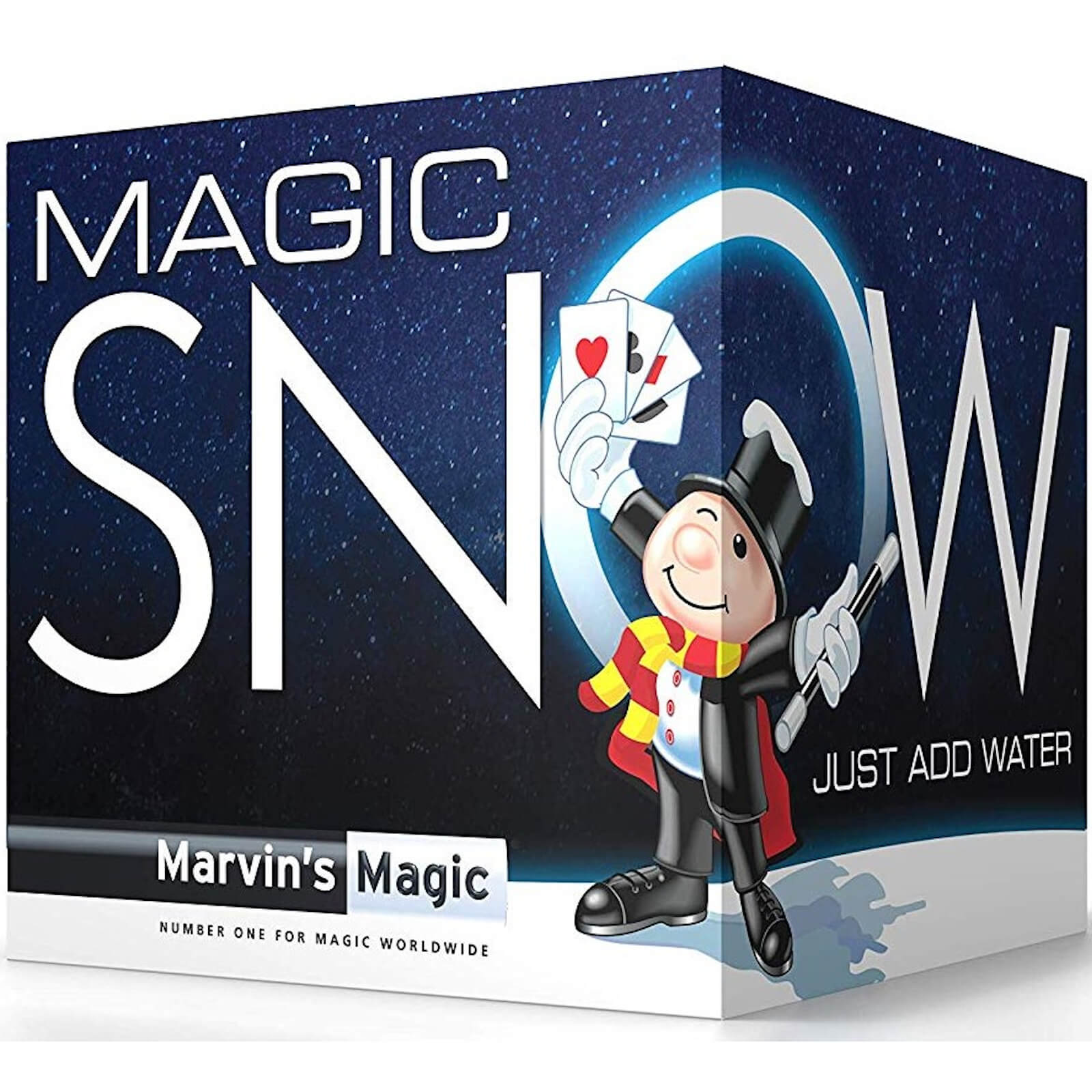 Image of Marvin's Magic Magic Snow