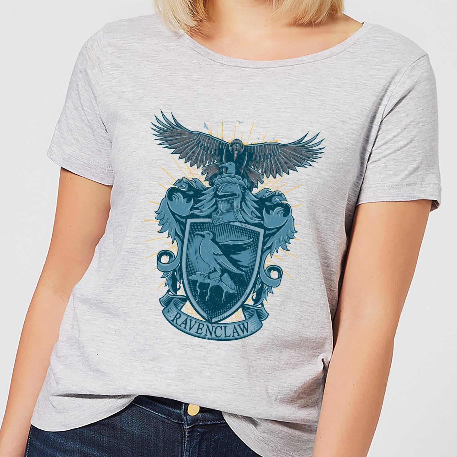 Harry Potter Women/'s Ravenclaw Raven Boyfriend Fit T-Shirt