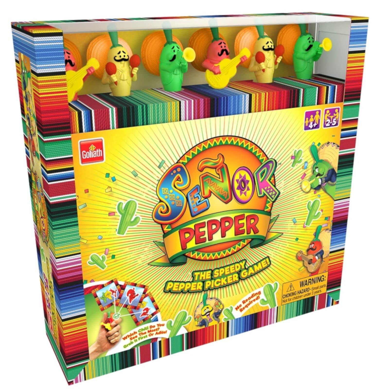 Image of Senor Pepper Game