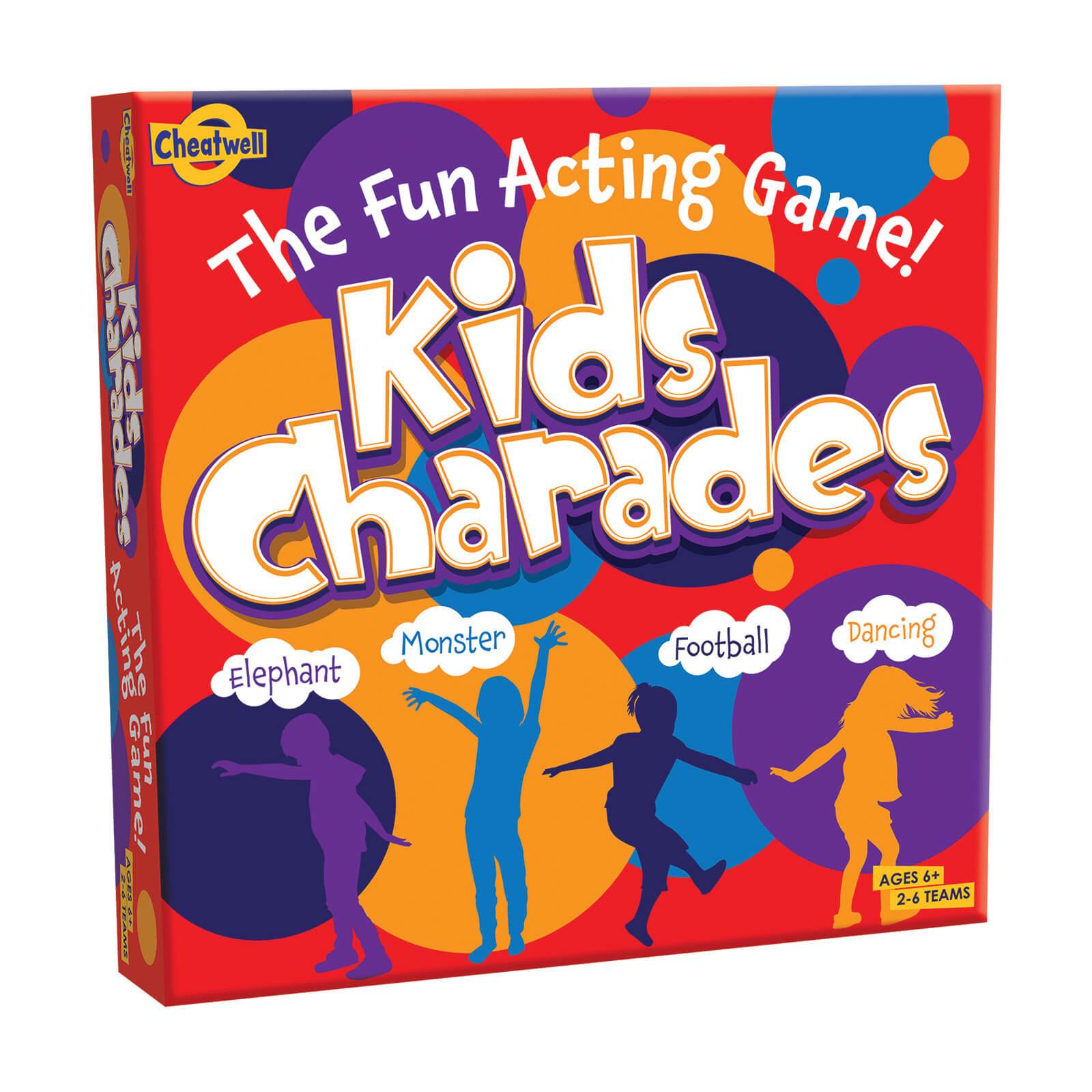 Image of Kids' Charades