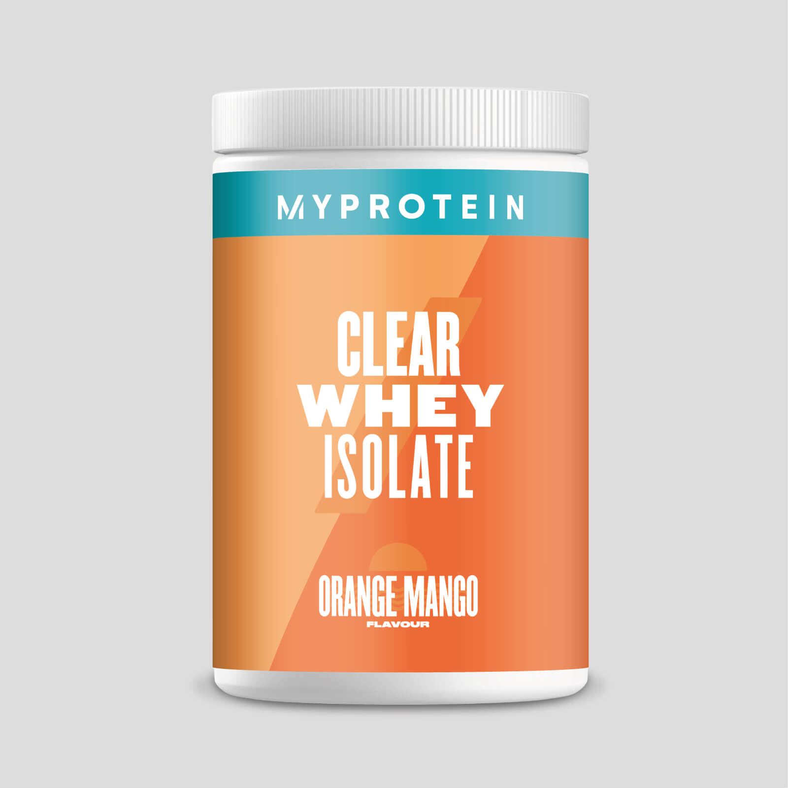 Clear Whey Isolate - 35servings - Orange Mangue