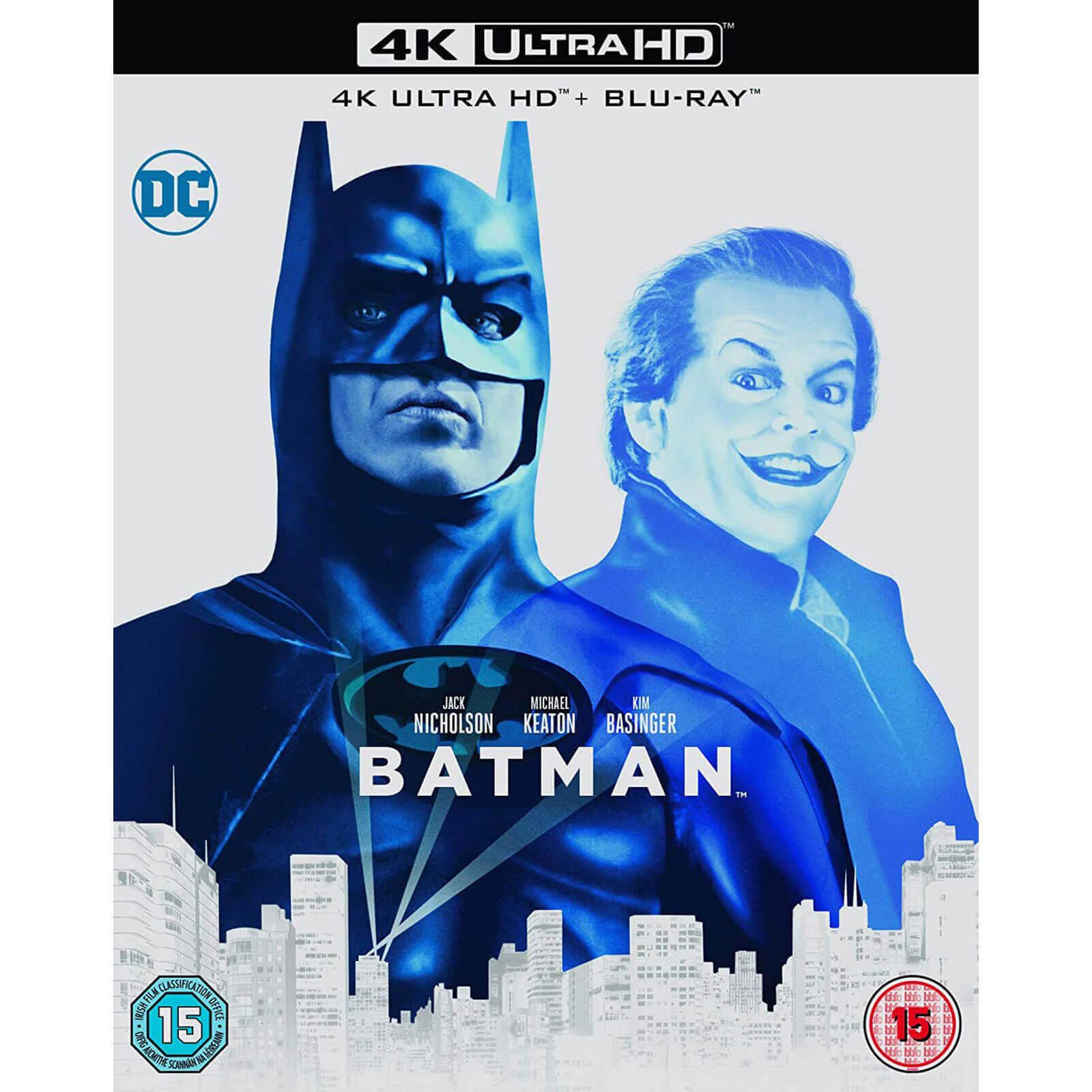 Batman - 4K Ultra HD