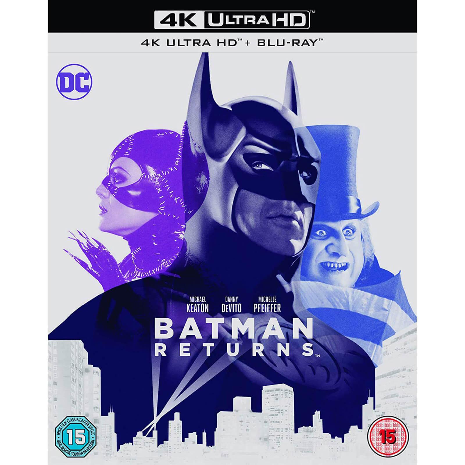 Batman Returns - 4K Ultra HD