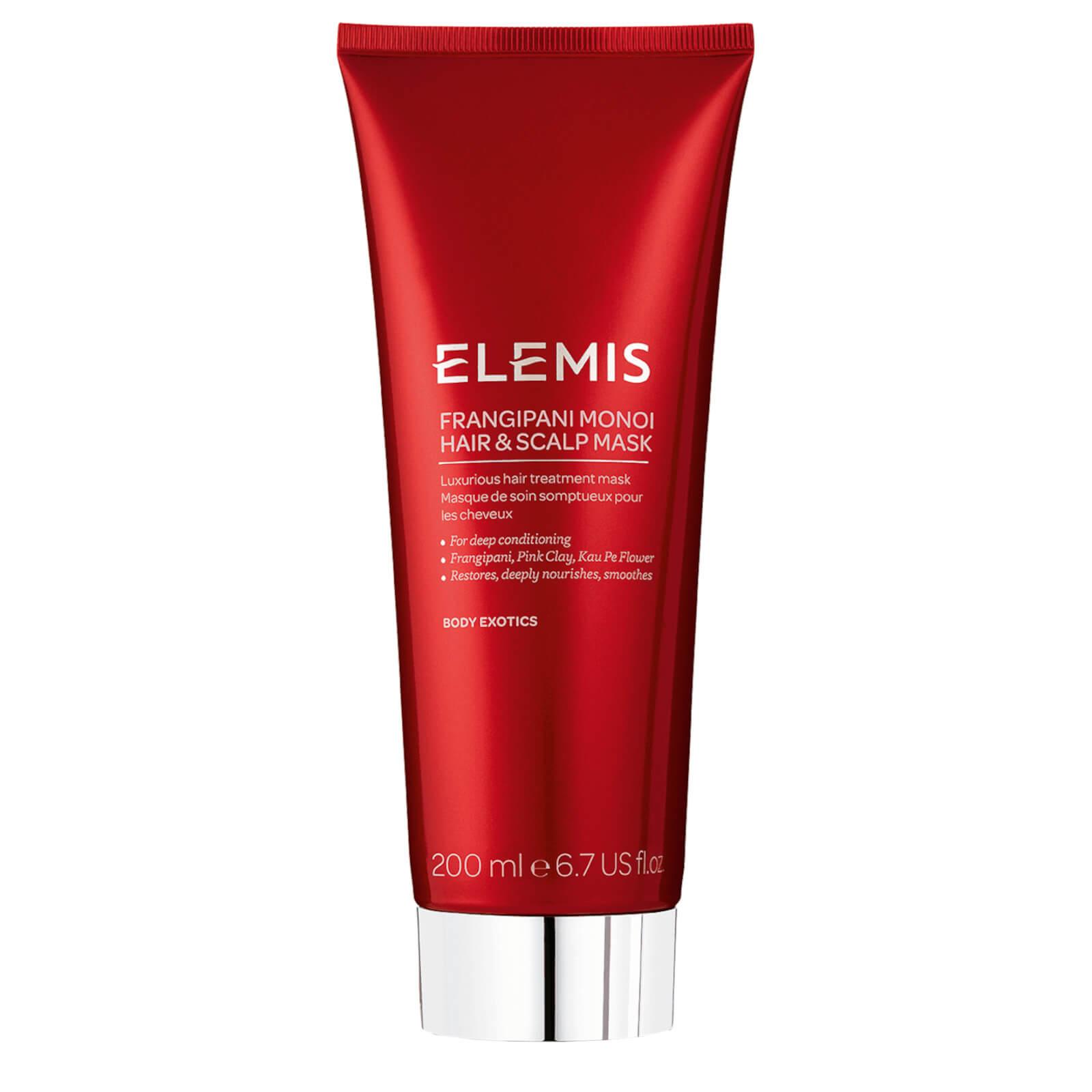 Купить Elemis Frangipani Monoi Hair and Scalp Mask