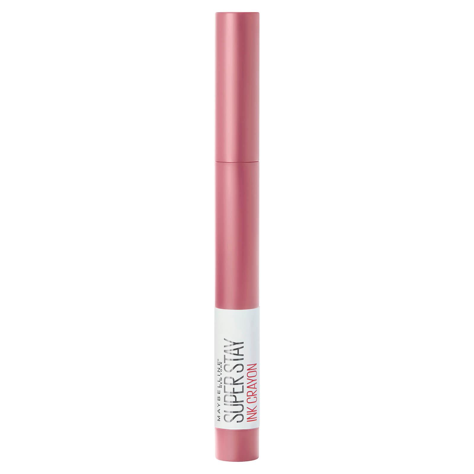 Купить Maybelline Superstay Matte Ink Crayon Lipstick 32g (Various Shades) - 30 Seek Adventure