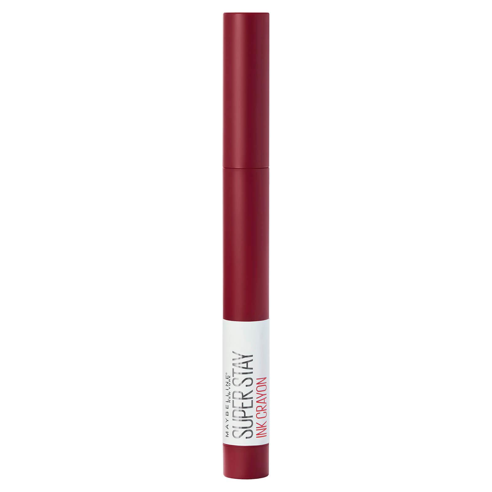 Купить Maybelline Superstay Matte Ink Crayon Lipstick 32g (Various Shades) - 55 Make it Happen