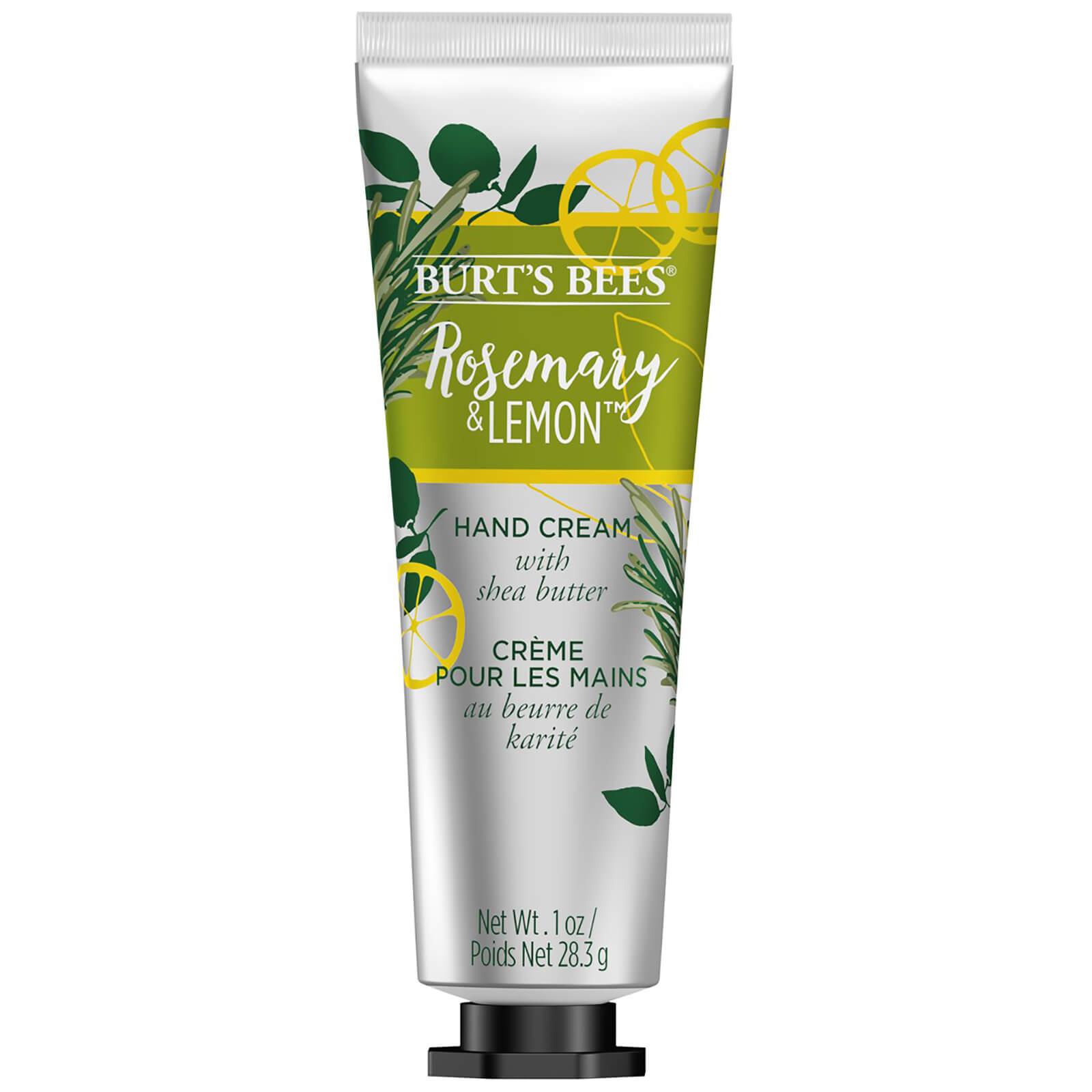 Купить Burt's Bees Hand Cream with Shea Butter, Rosemary and Lemon 28.3g