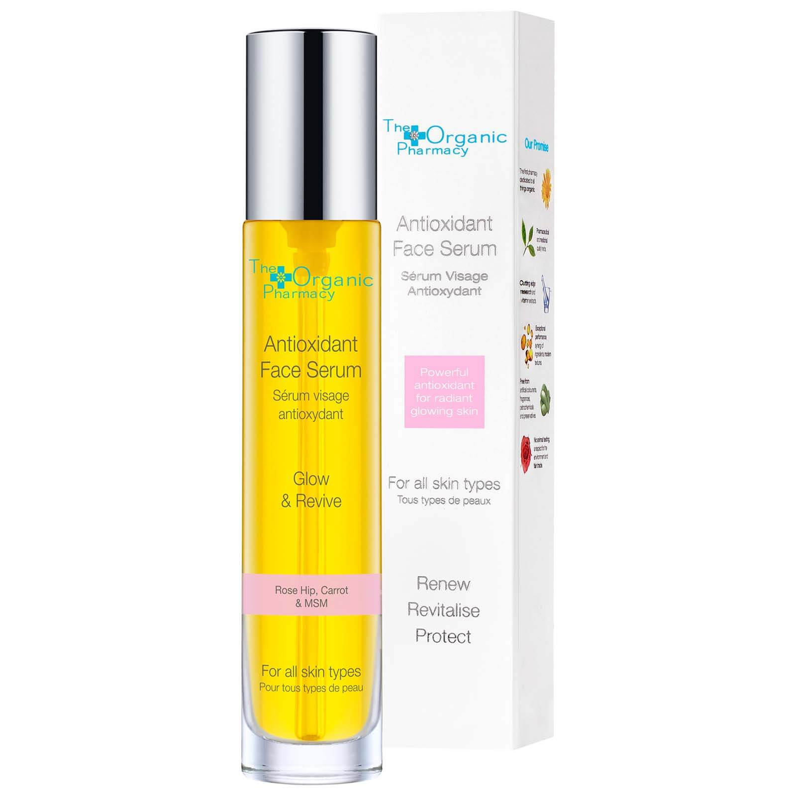 Купить The Organic Pharmacy Antioxidant Face Serum 35ml