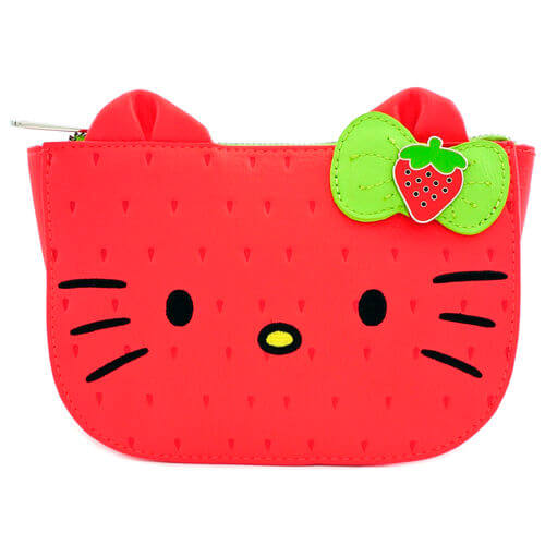 Image of Loungefly Sanrio Hello Kitty Strawberry Purse