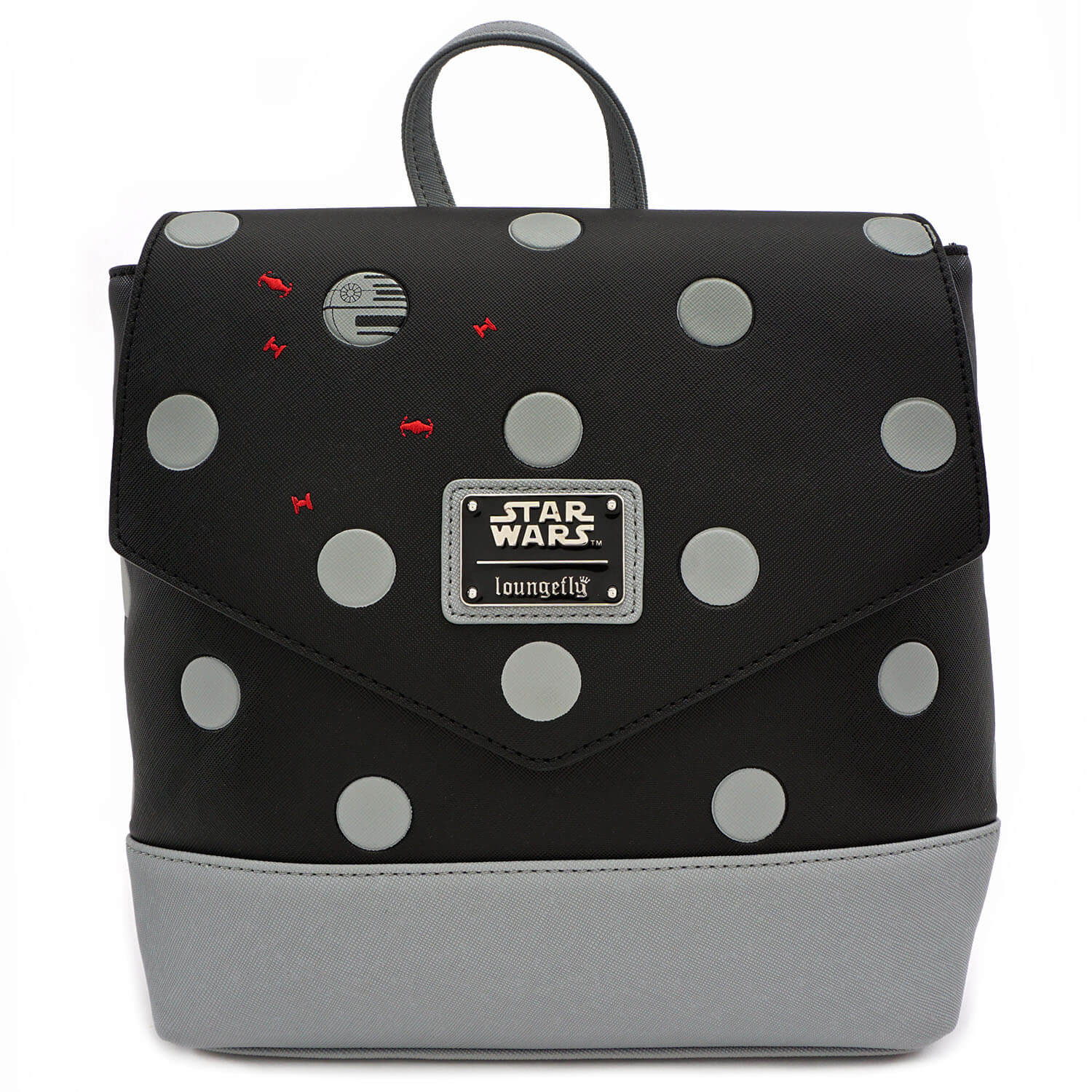 Image of Loungefly Star Wars Faux Leather Mini Backpack