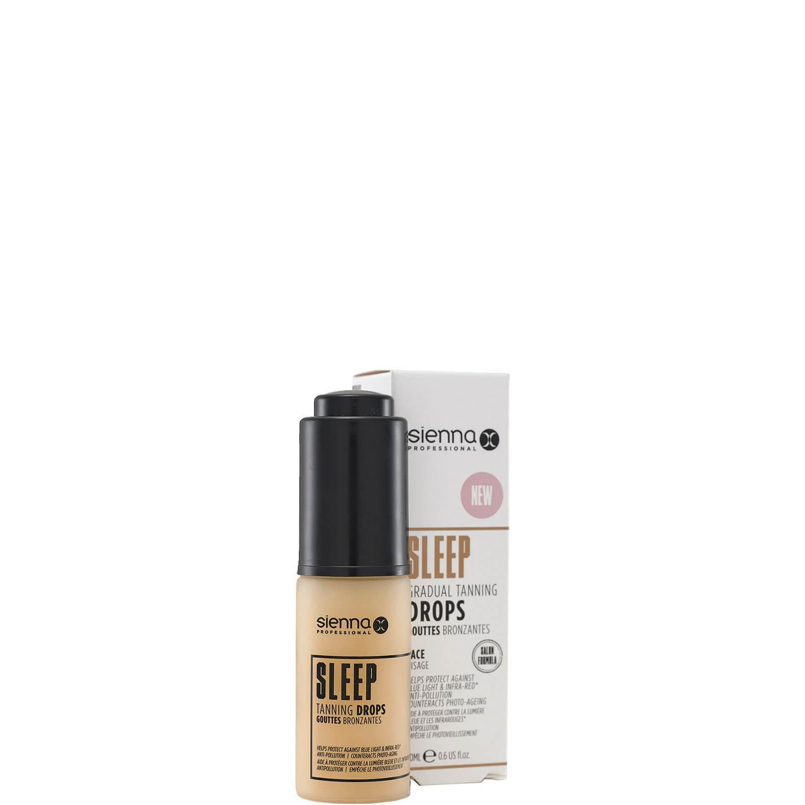 Купить Sienna X Sleep Gradual Tanning Drops 20ml