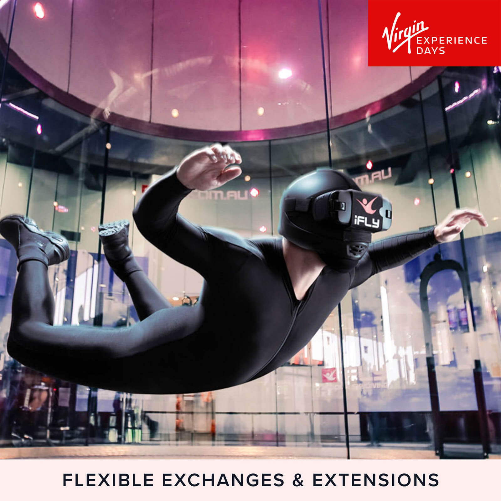 Image of iFLY 360 VR Indoor Skydiving Experience - Off Peak