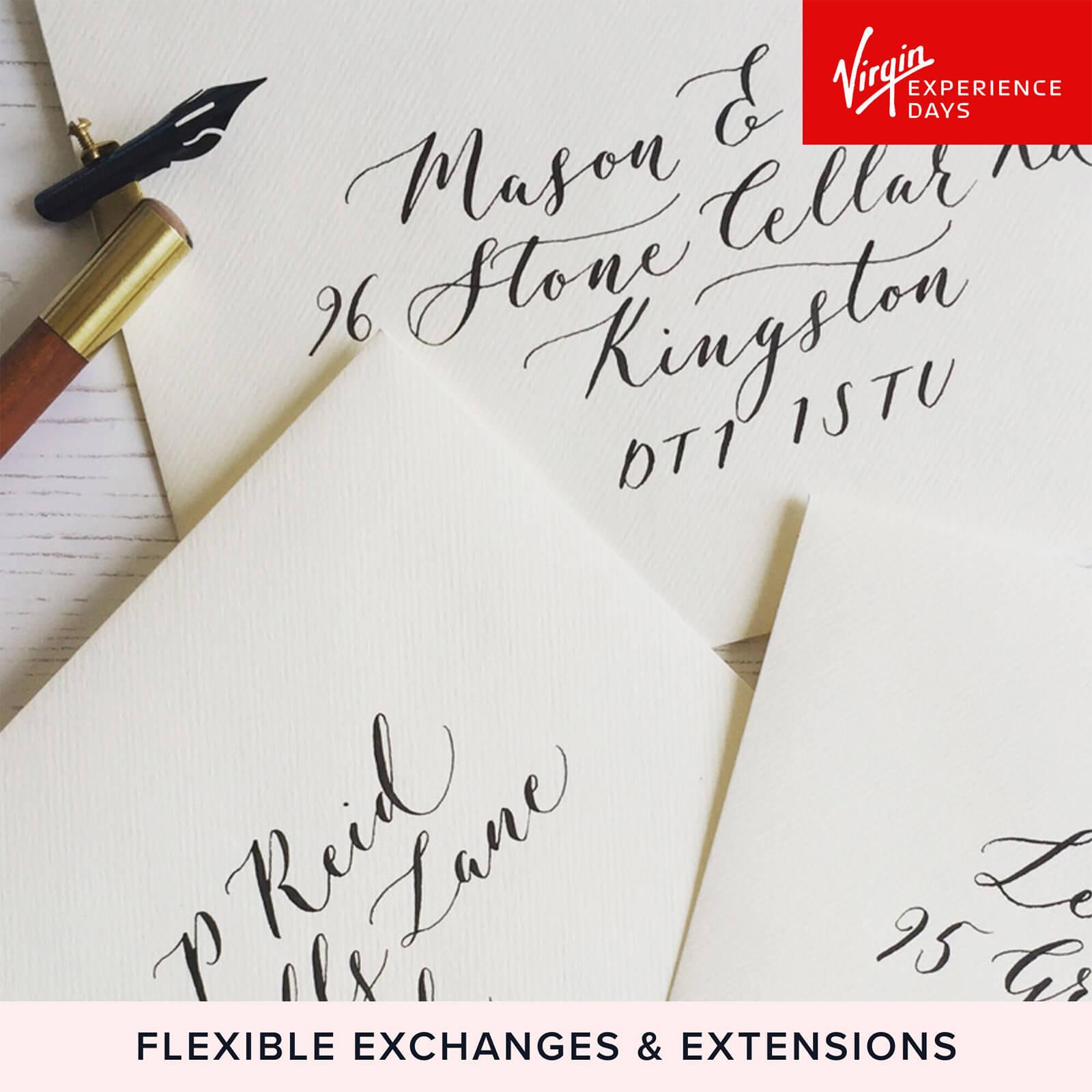 Image of Calligraphy Workshop