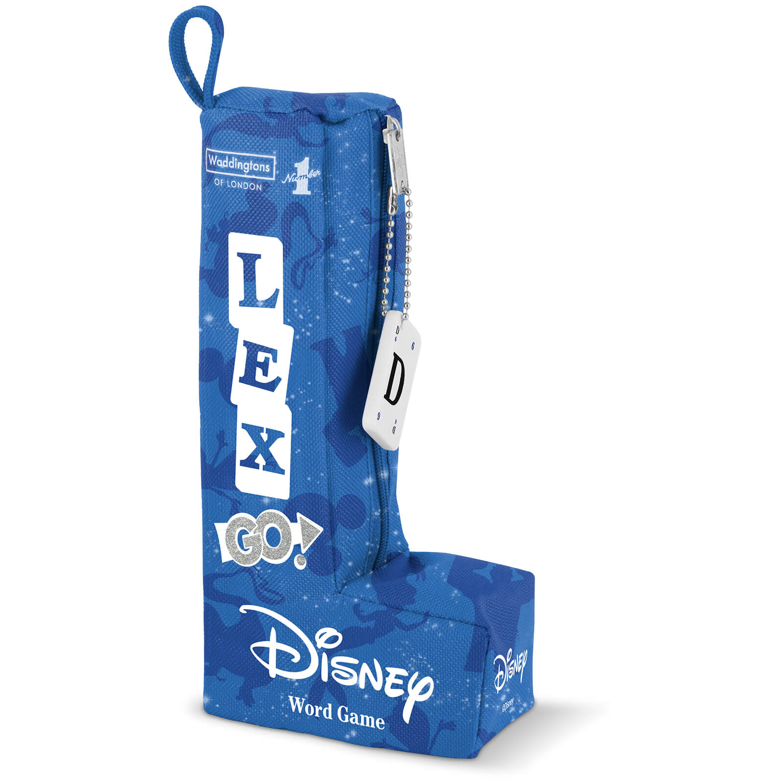Image of LEX-GO! Word Game - Disney Edition