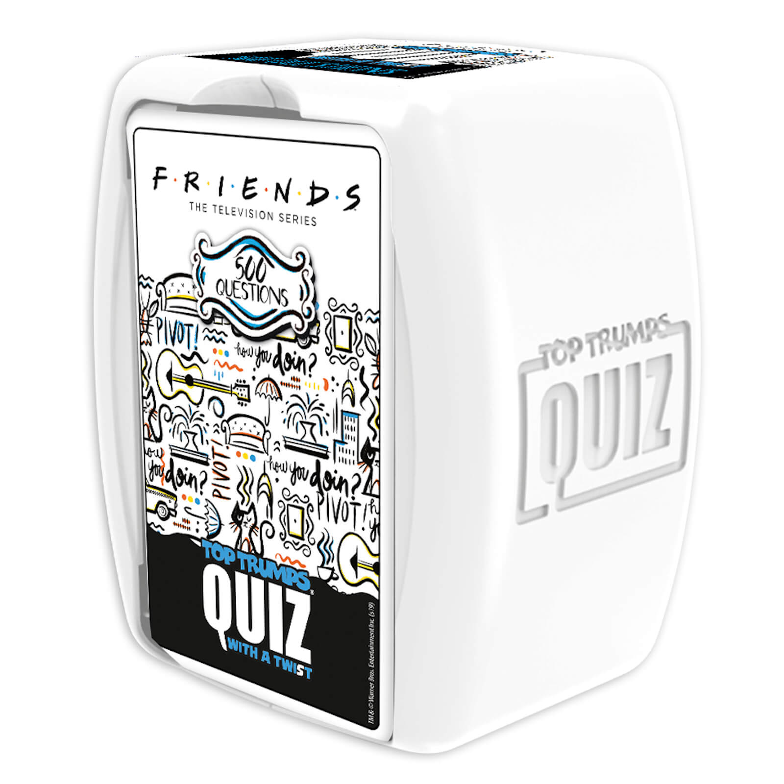 Image of Friends Top Trumps Card Game