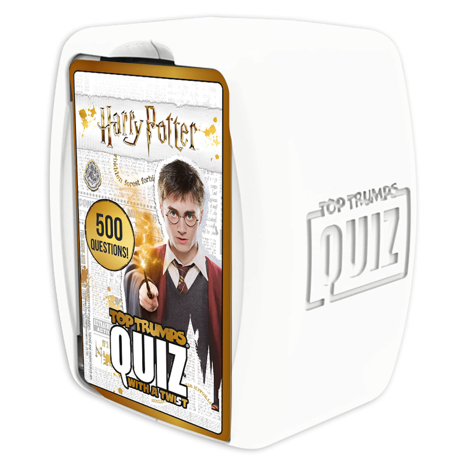 Image of Harry Potter Top Trumps Card Game