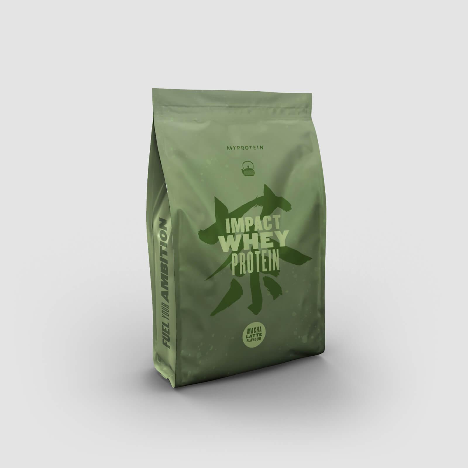 Impact Whey Protein - 1kg - Matcha Latte