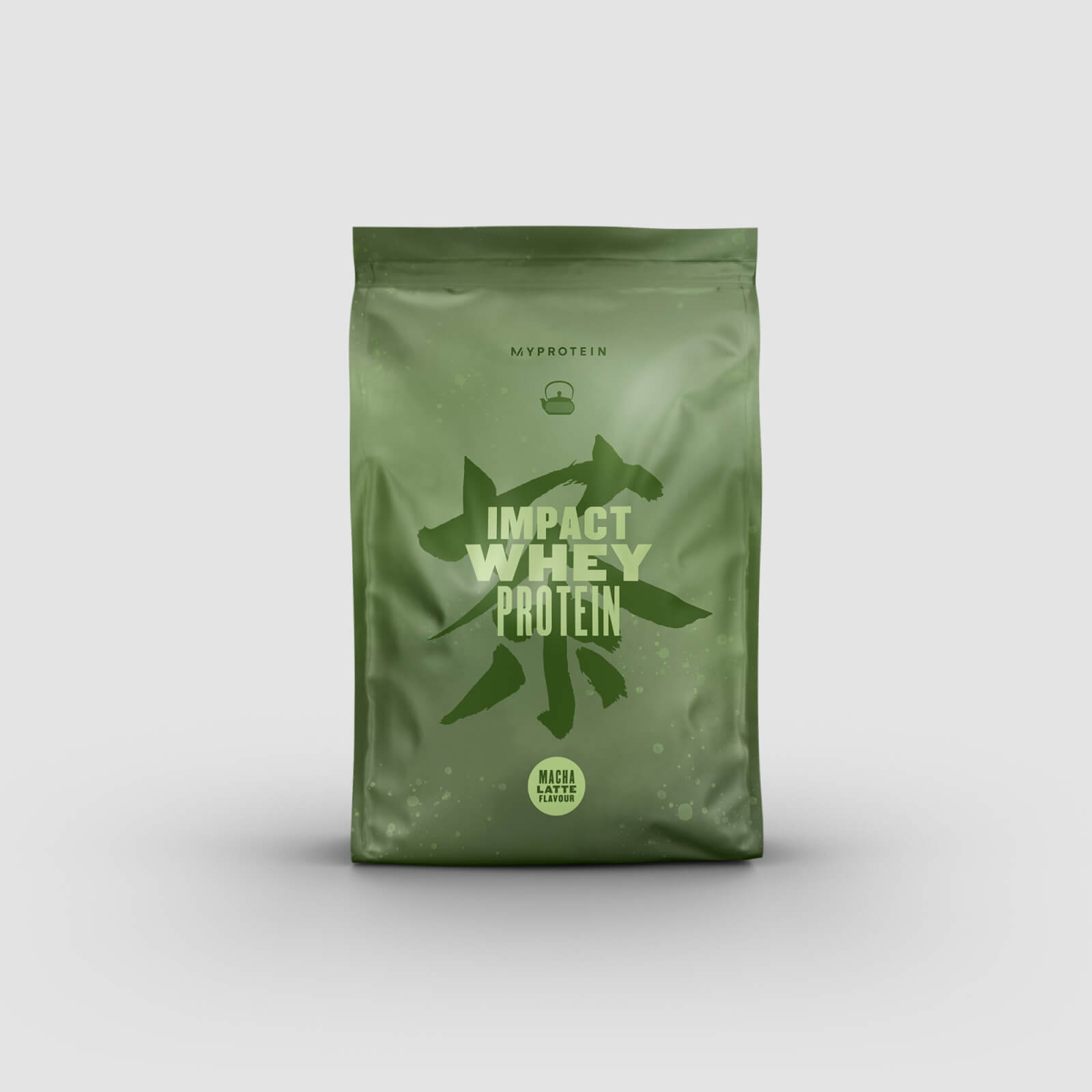 Купить Сывороточный протеин (Impact Whey Protein) - 2.5kg - Matcha Latte, Myprotein International