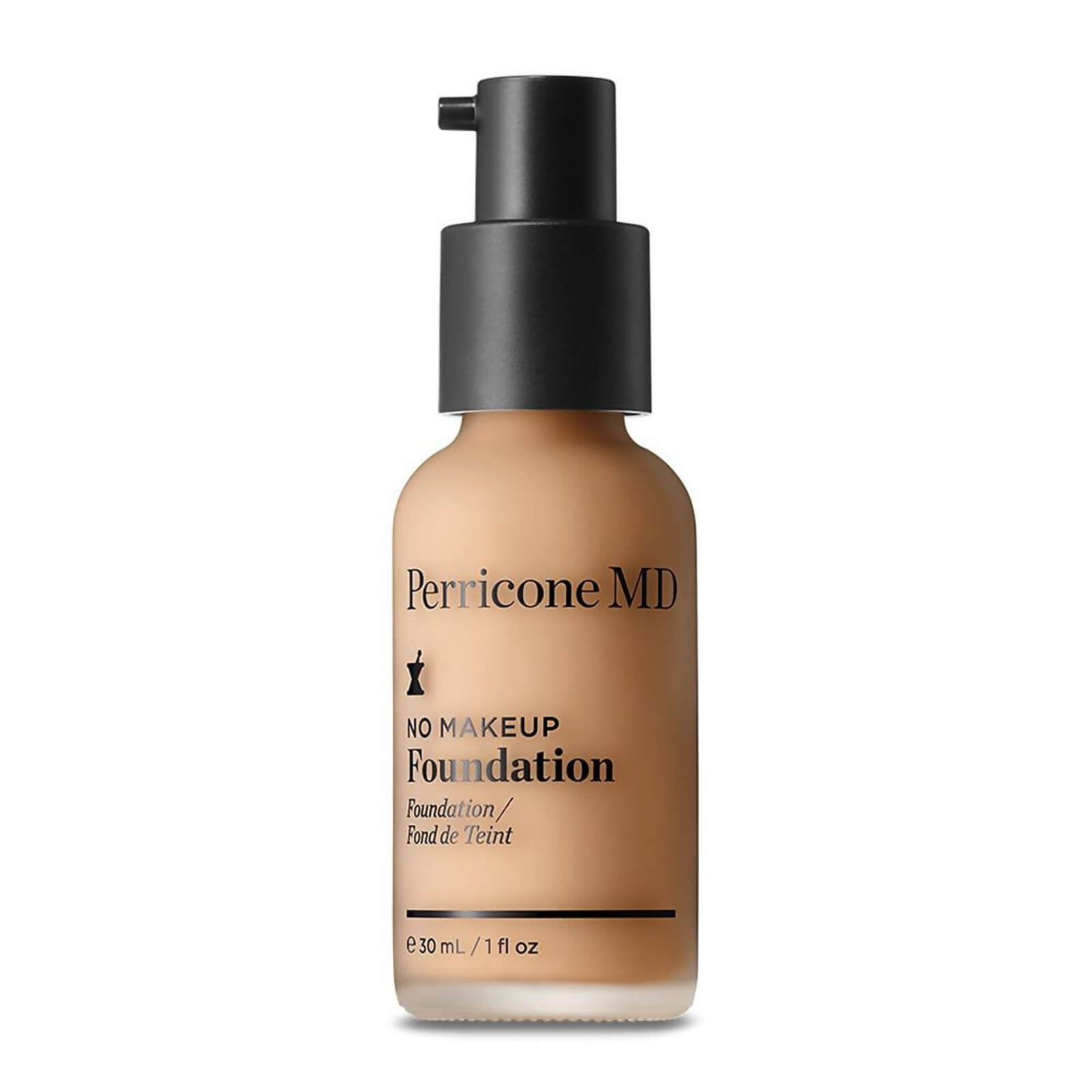 Perricone MD No Makeup Foundation Broad Spectrum SPF20 30ml (Various Shades) - Nude