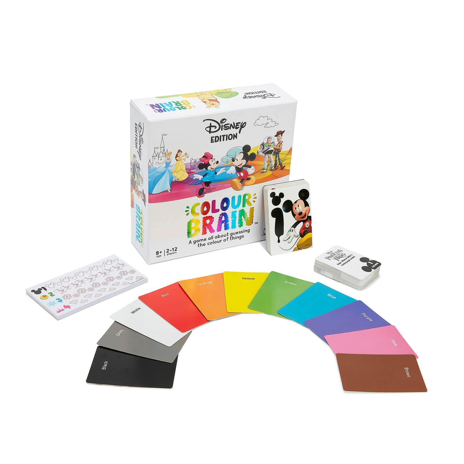 Image of Disney Colour Brain Game