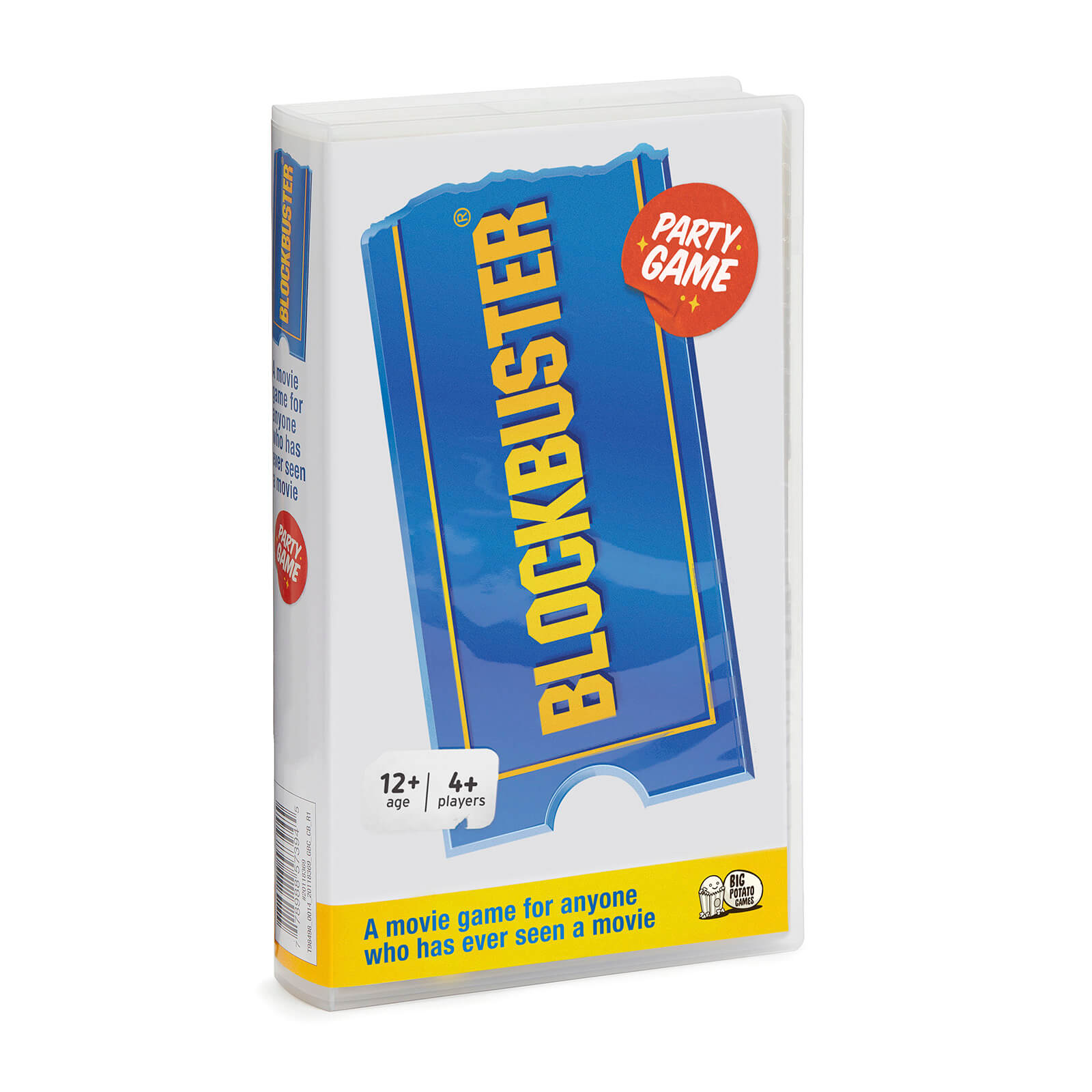 Image of Blockbuster Game