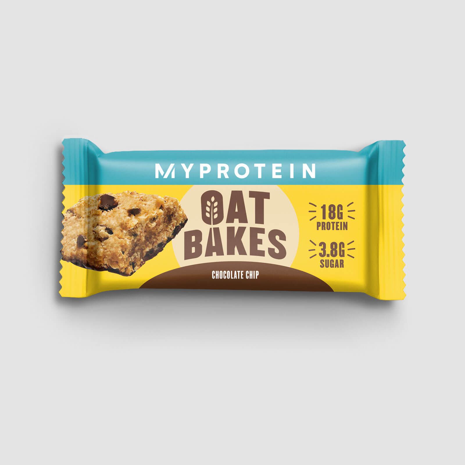 Oat Bakes (Sample) - Copeaux de chocolat
