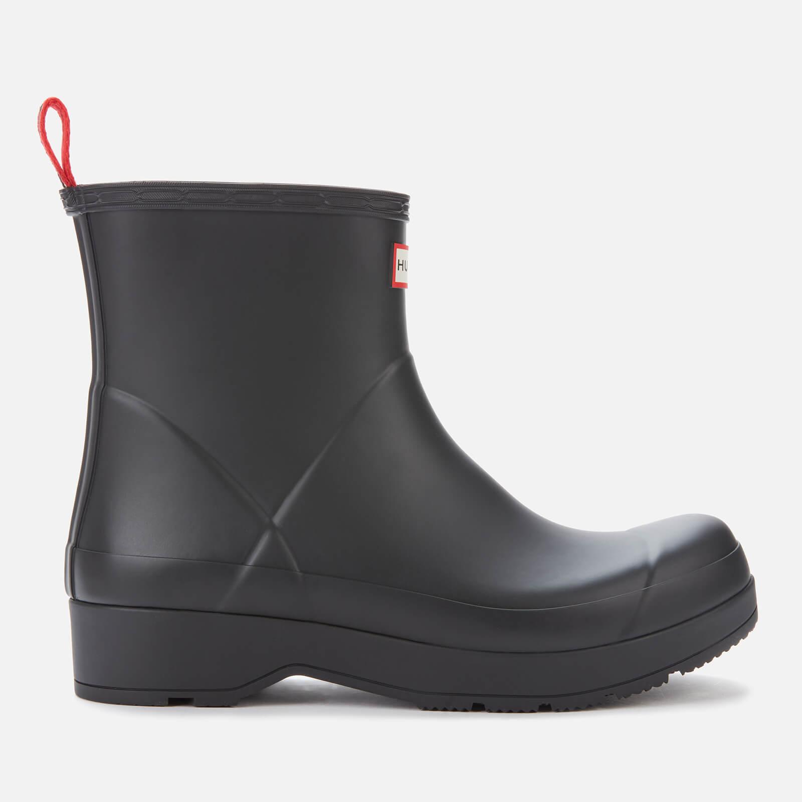 Hunter Men's Original Play Short Boots - Black - UK 11