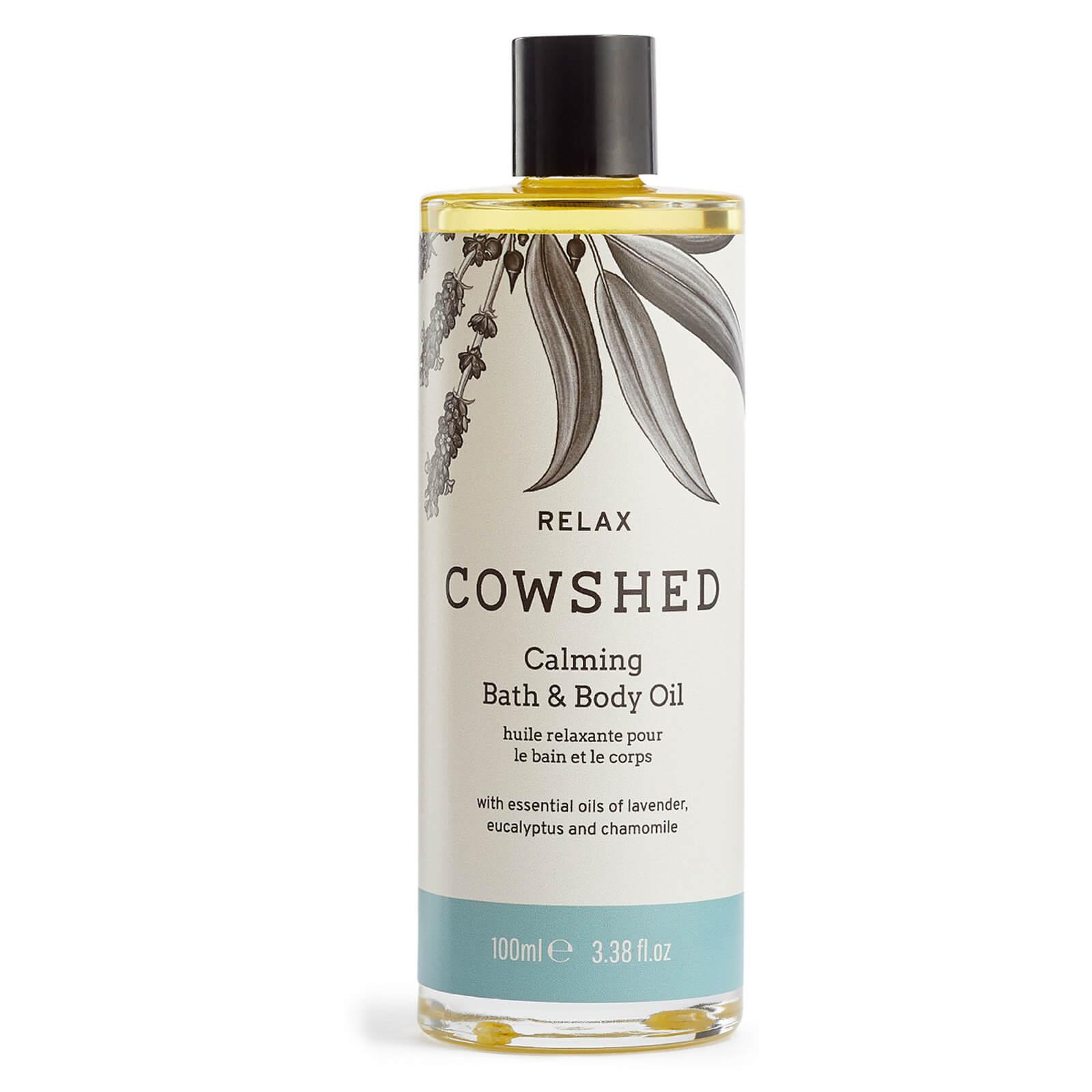 Купить Cowshed RELAX Calming Bath & Body Oil 100ml
