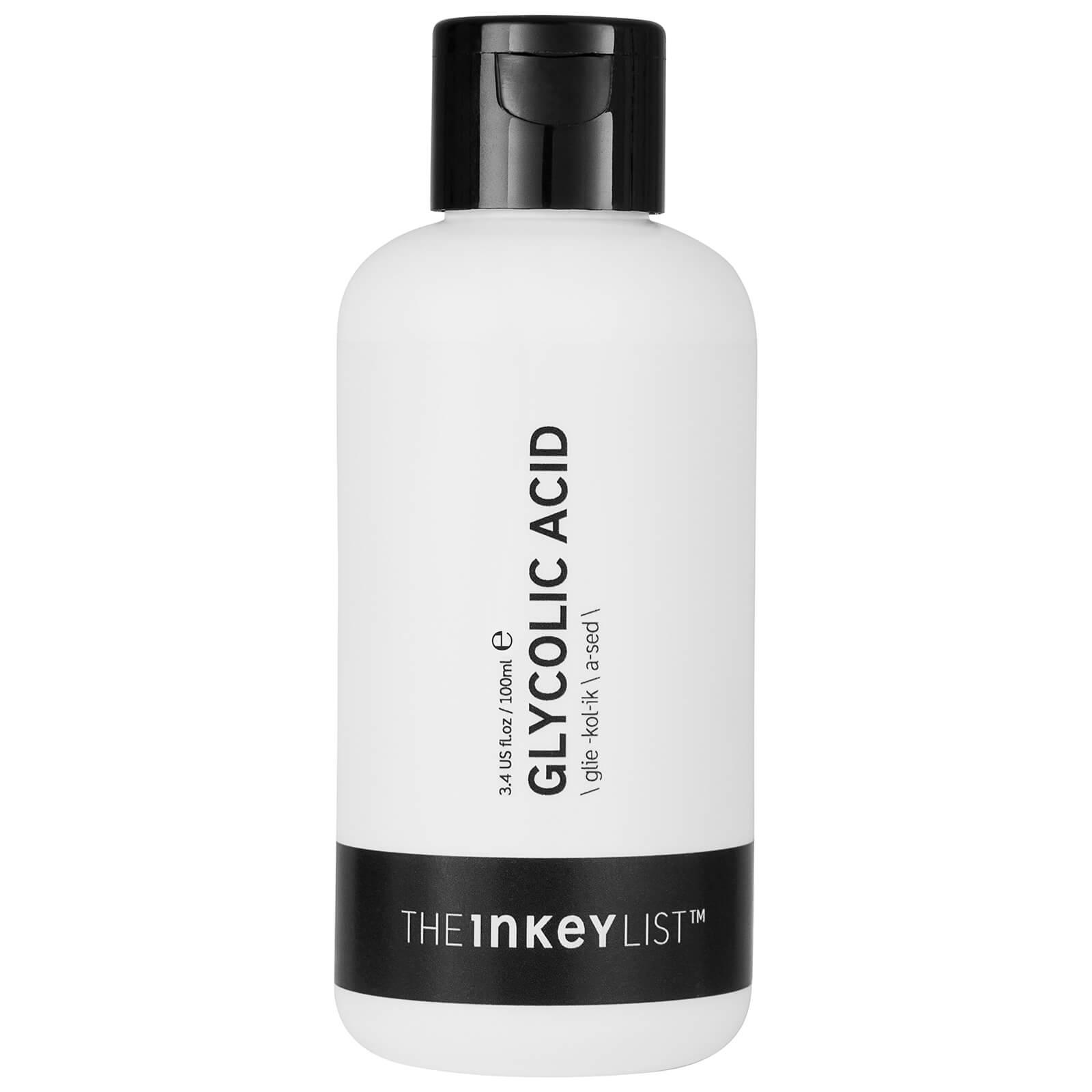 Купить The INKEY List Glycolic Acid Toner 100ml