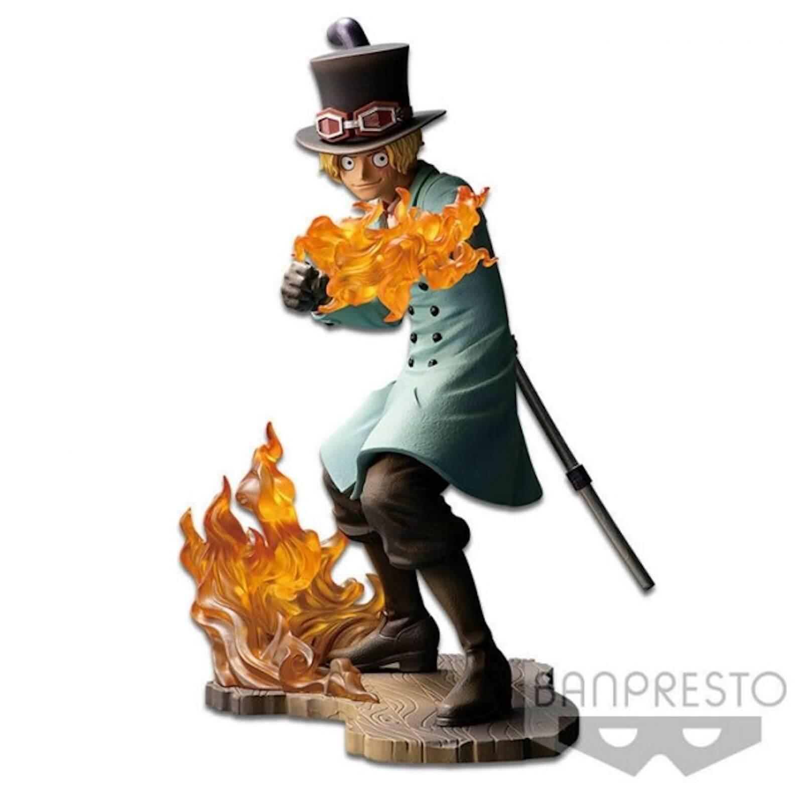 Image of Banpresto One Piece Stampede Movie Posing Vol. 1 Statue