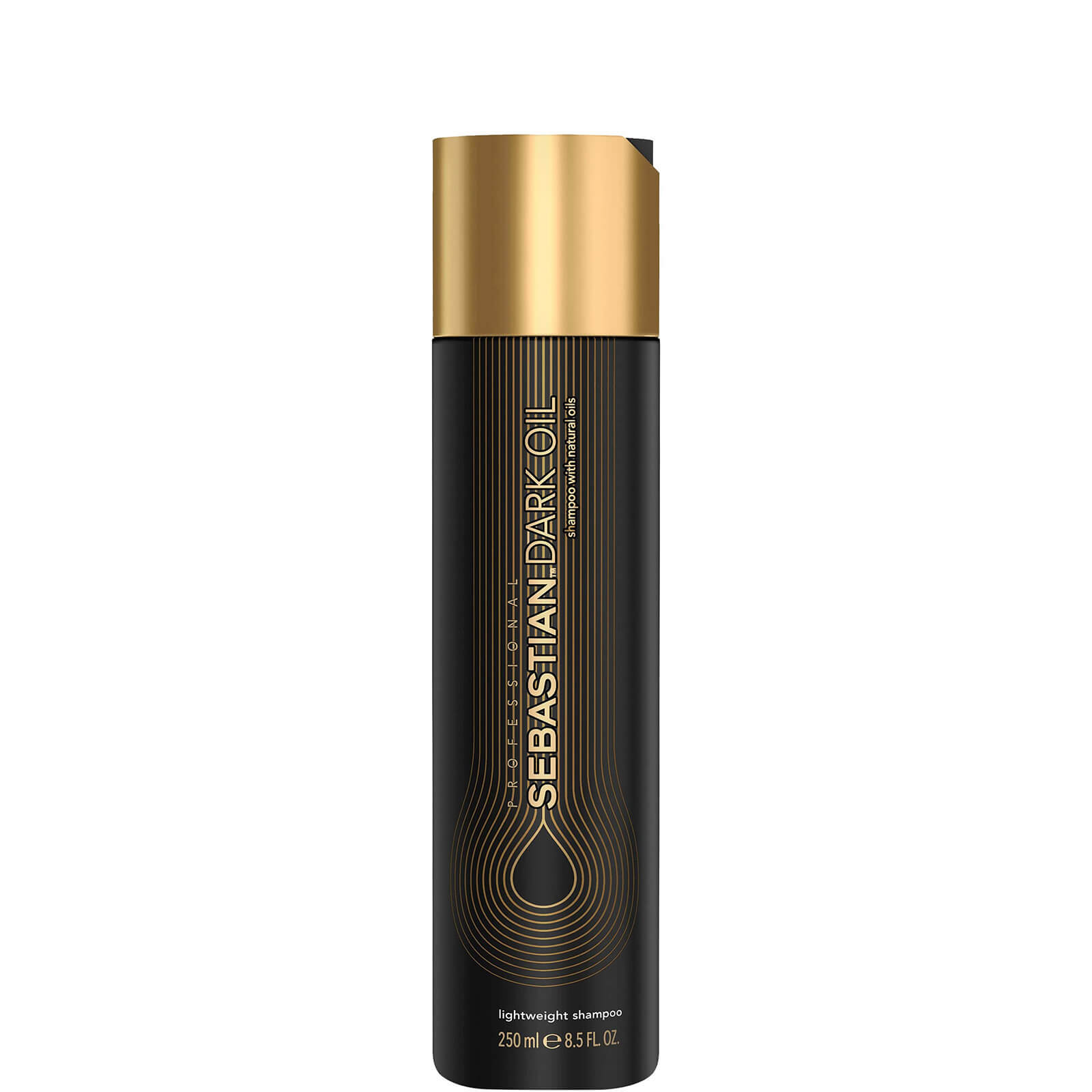 Sebastian Professional Dark Oil Lightweight Shampoo 1000ml