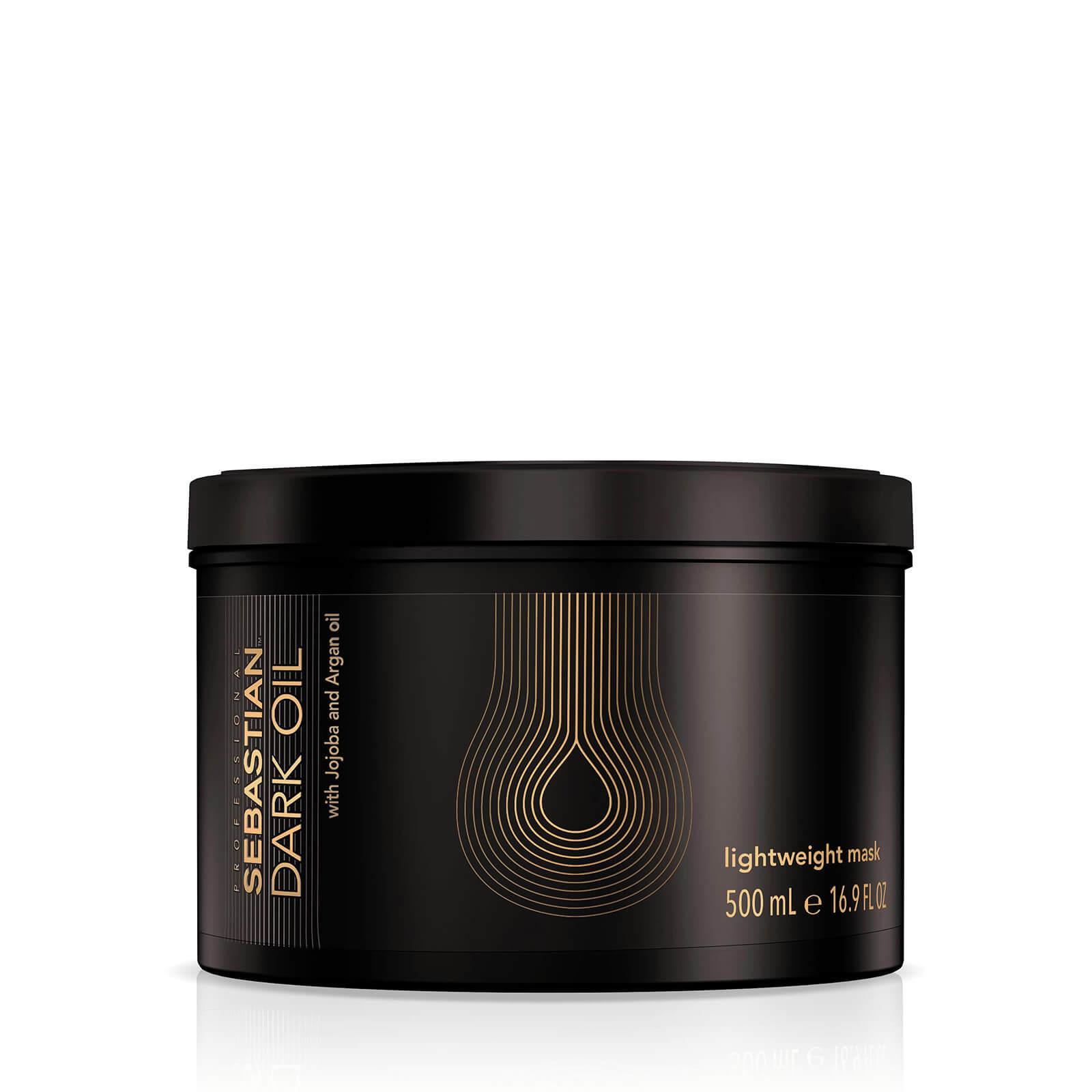 Sebastian Professional Dark Oil Lightweight Mask 500ml  - Купить