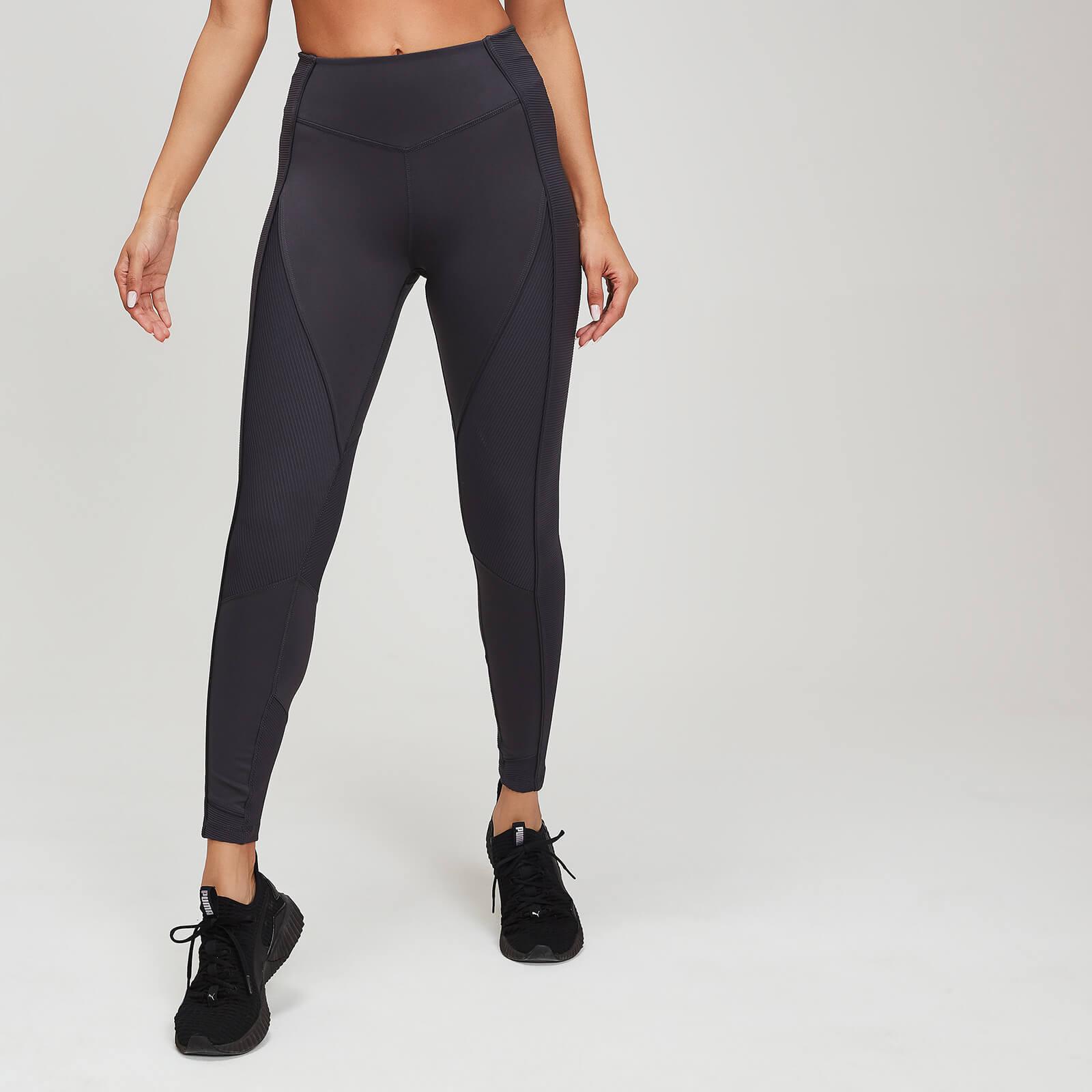 Купить MP Women's Textured Training Leggings - Slate - XS, Myprotein International