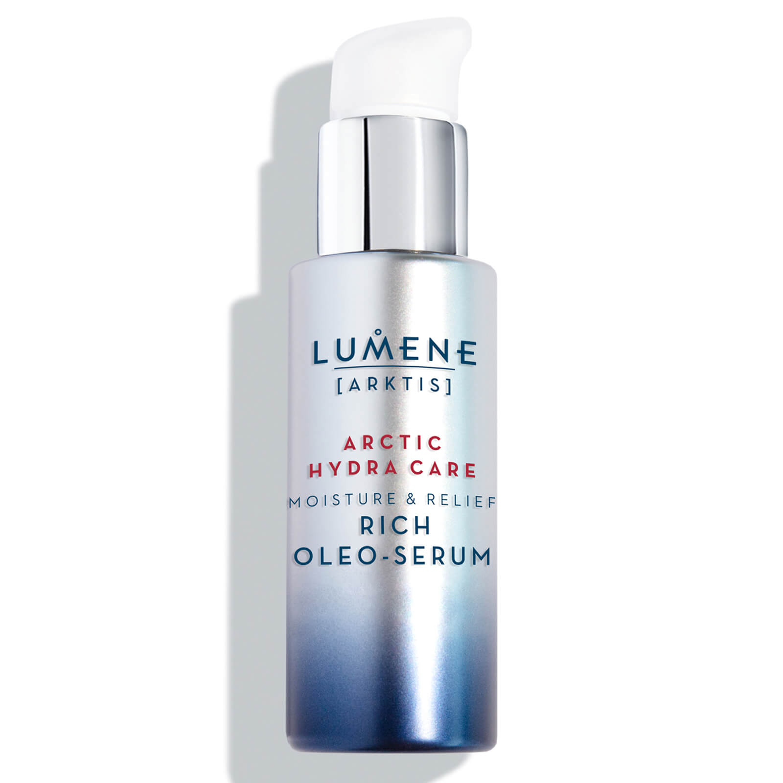 Купить Lumene Arctic Hydra Care [Arktis] Moisture & Relief Rich Oleo-Serum 30ml