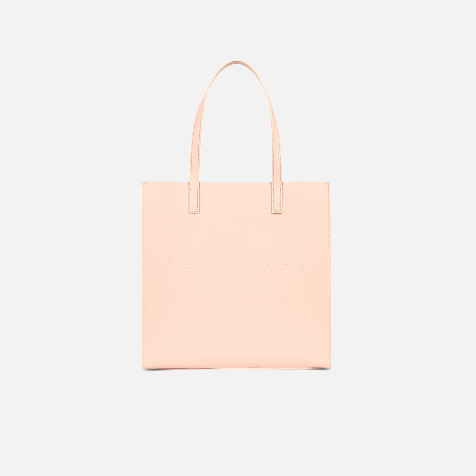 Ted Baker Women's Soocon Crosshatch Large Icon Bag - Pink