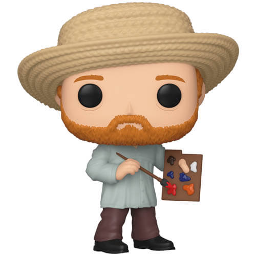 Vincent van Gogh Pop! Vinyl Figur