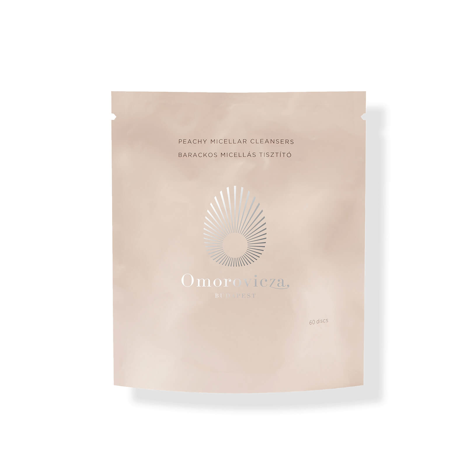 Omorovicza Peachy Micellar Cleansers Refill g