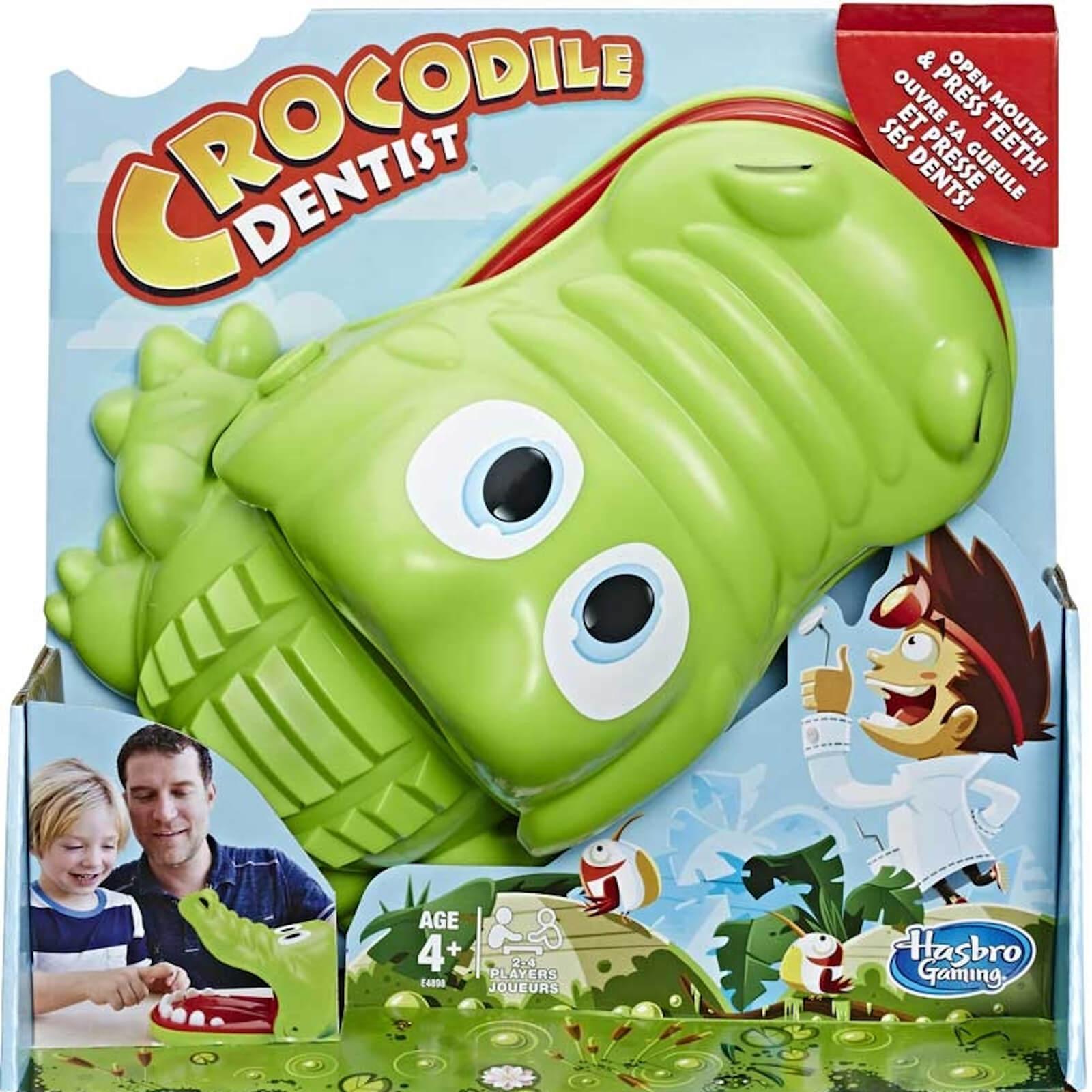 Image of Hasbro Crocodile Dentist Game